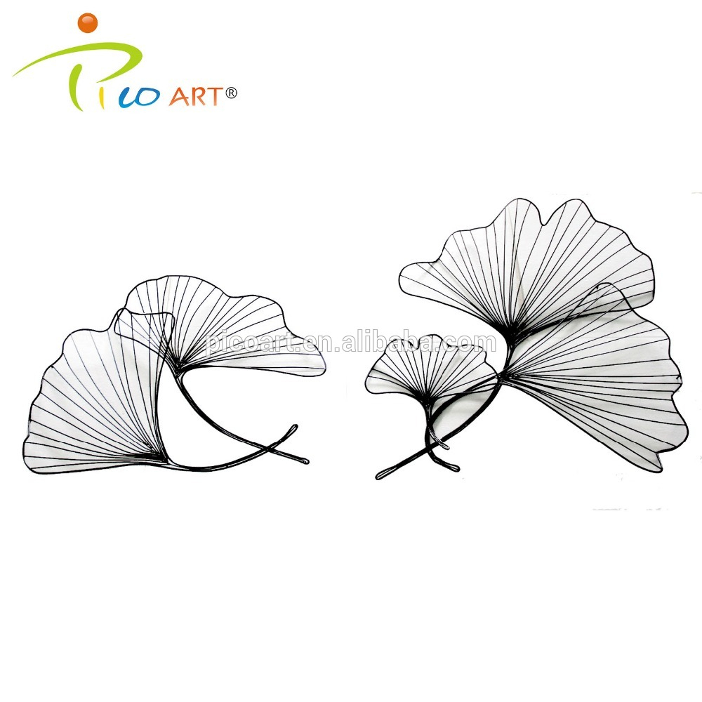 3d Hollow Metal Wall Art Sculpture Concise Iron Wire Lotus Leaf Wall Decor Sculpture – Buy Hollow Metal Wall Art Sculpture,iron Lotus Wall Decor,iron Inside Tree Shell Leaves Sculpture Wall Decor (View 13 of 30)