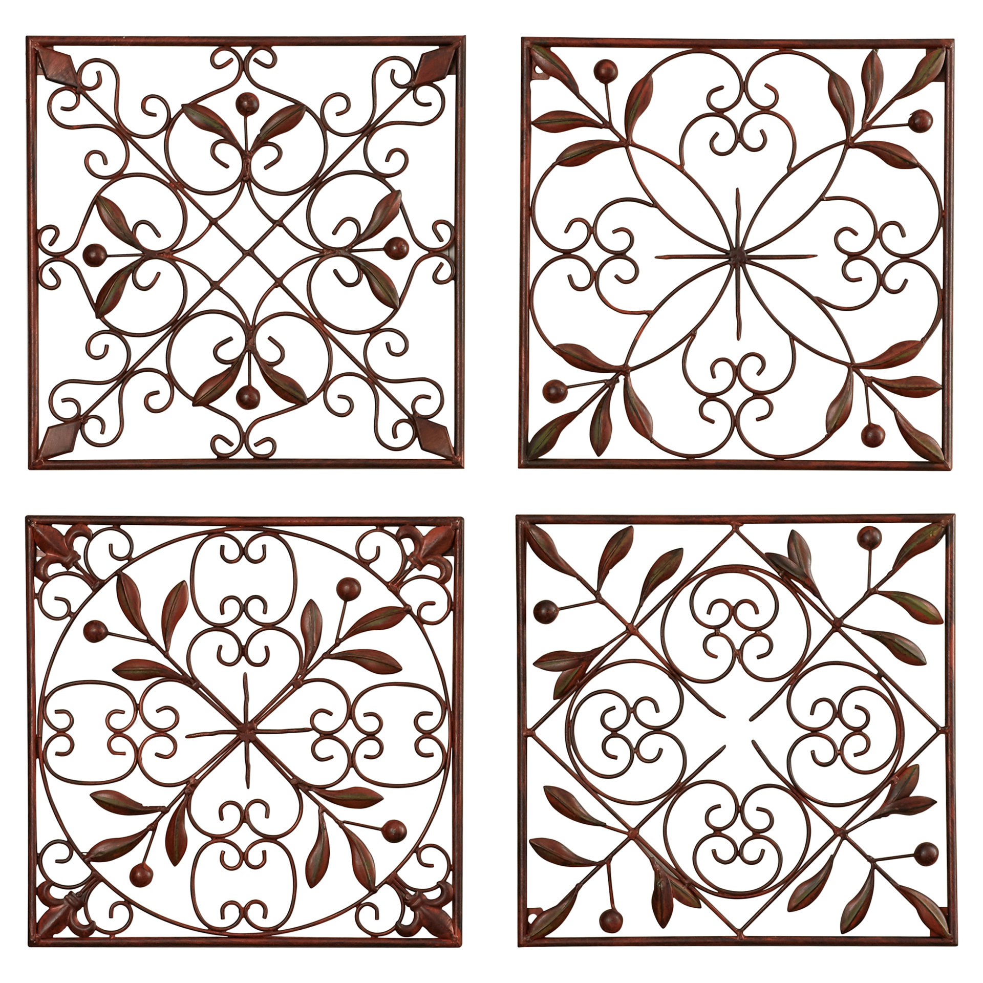 4 Piece Wall Décor Set Intended For 4 Piece Wall Decor Sets (View 22 of 30)