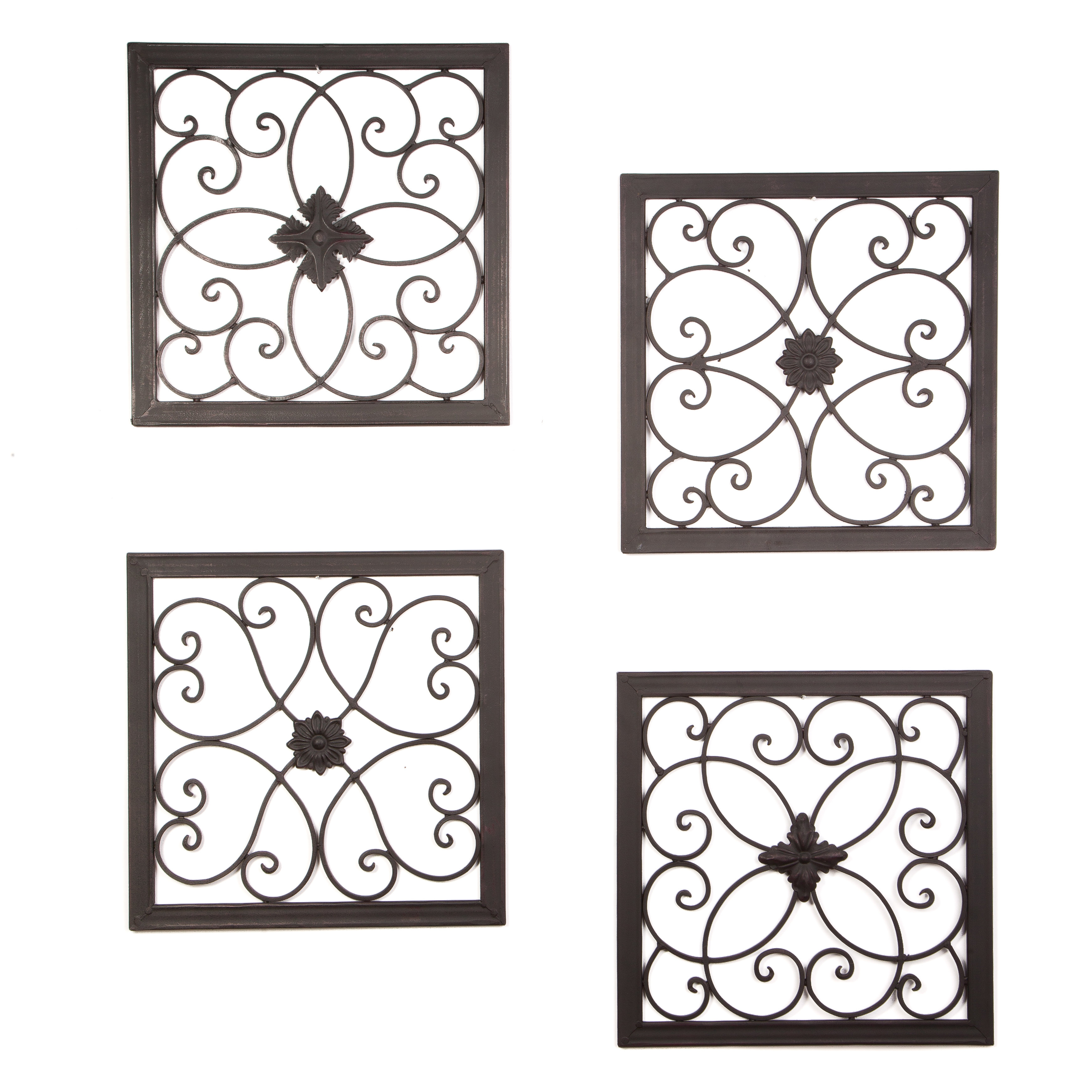 4 Piece Wall Décor Set Intended For 4 Piece Wall Decor Sets (View 7 of 30)