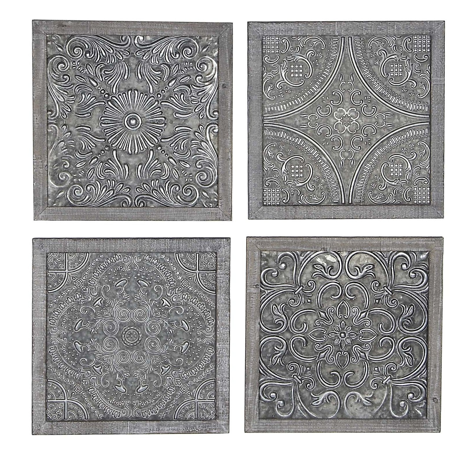 4 Piece Wall Decor Set Throughout 4 Piece Wall Decor Sets (View 5 of 30)