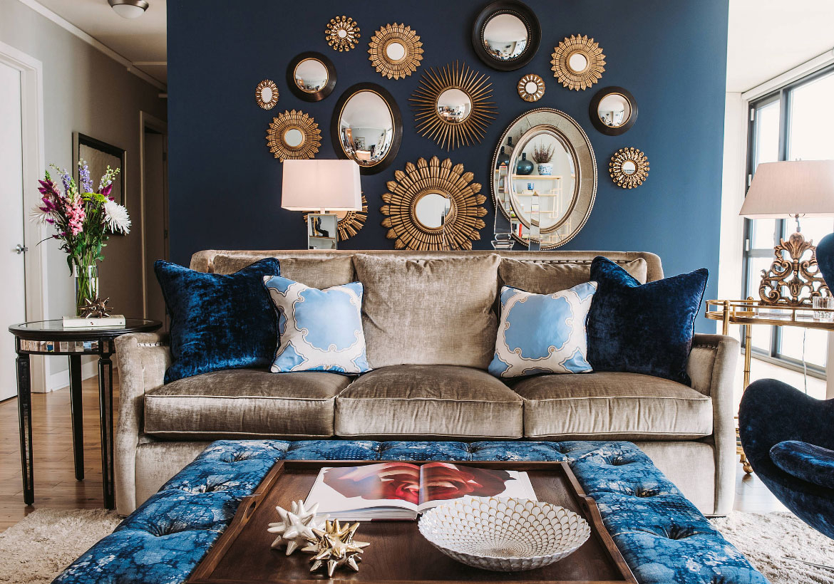 50 Interesting Mirror Ideas To Consider For Your Home | Home Regarding Round Eclectic Accent Mirrors (View 21 of 30)