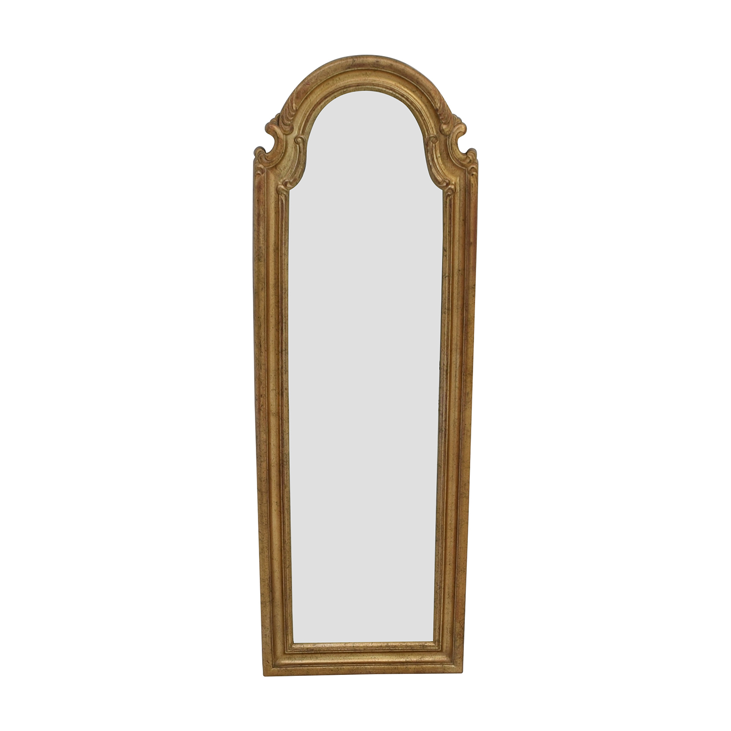 59% Off – Bombay Company Bombay Co Antique Gold Wall Mirror / Decor Within Gold Arch Wall Mirrors (View 3 of 30)