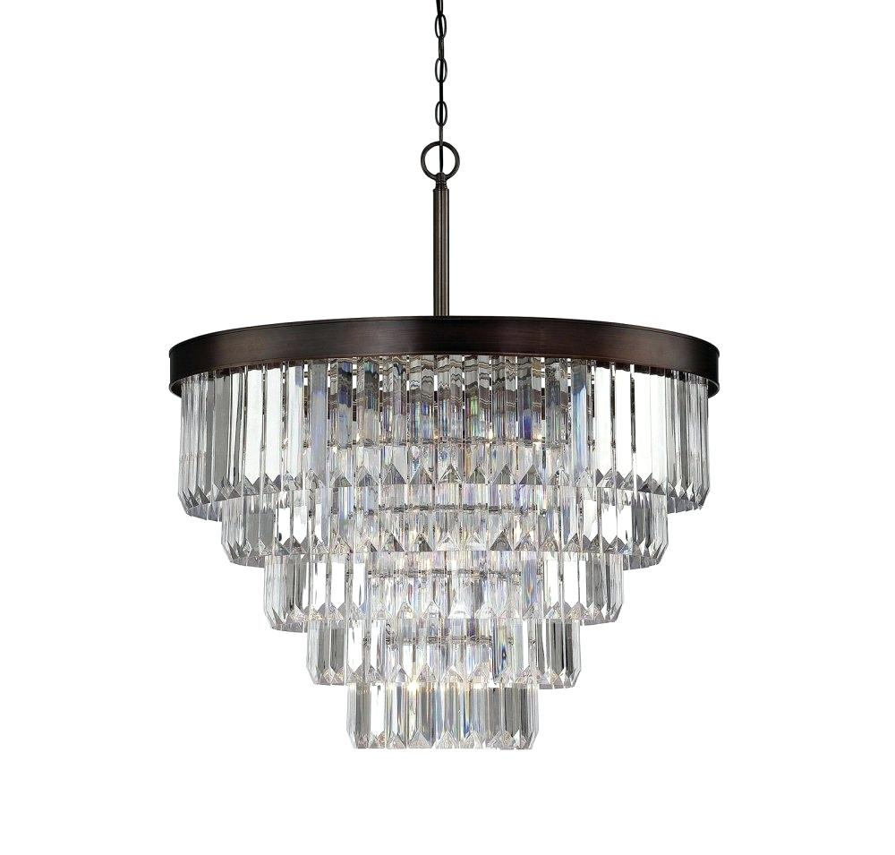 9 Light Chandelier – Wethepeopleoklahoma for Mcknight 9-Light Chandeliers (Image 2 of 30)