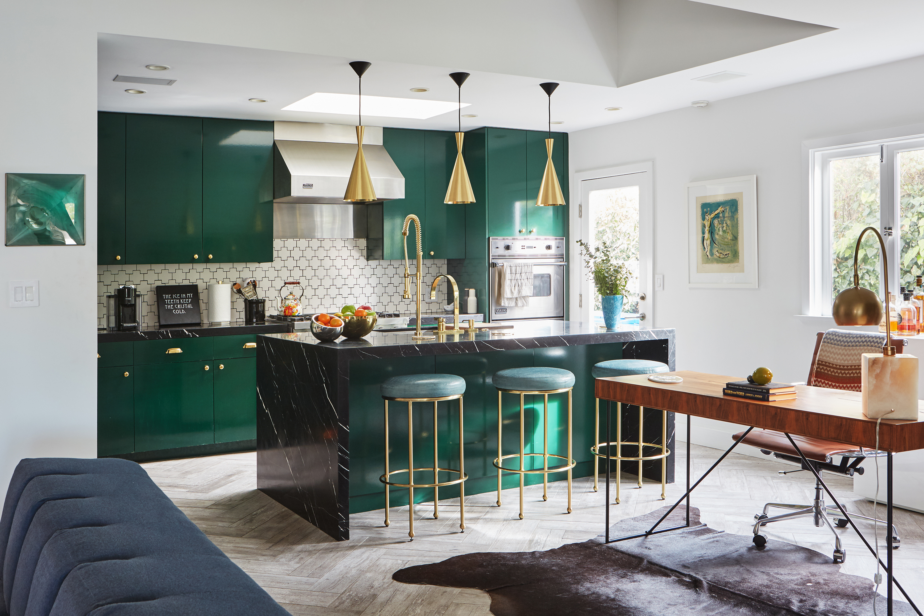 A Guide To Paint Sheens, From Glossy To Matte – Curbed Pertaining To Brushed Pearl Over The Door Wall Decor (View 21 of 30)