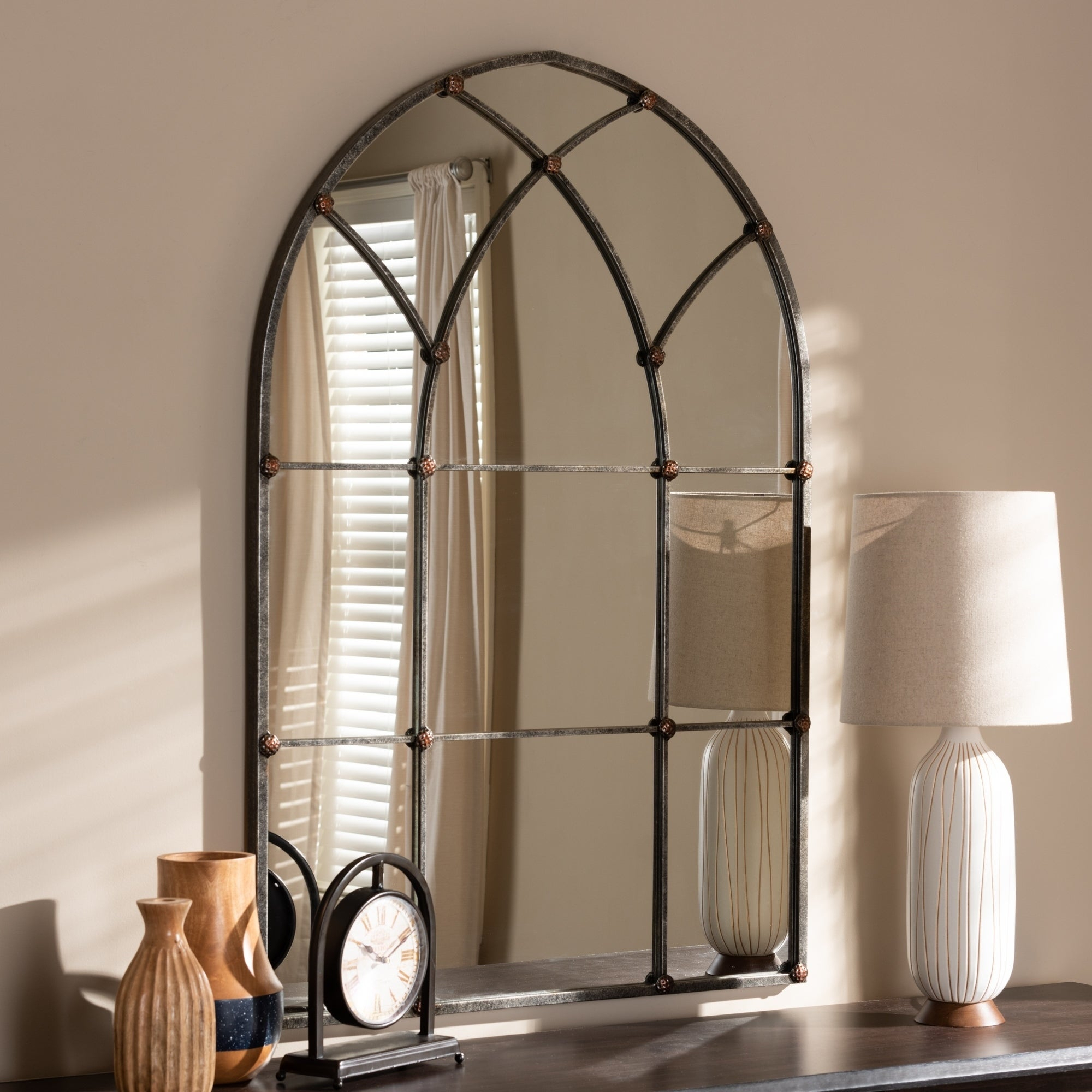 Accent Mirrors | Shop Online At Overstock for Derick Accent Mirrors (Image 2 of 30)