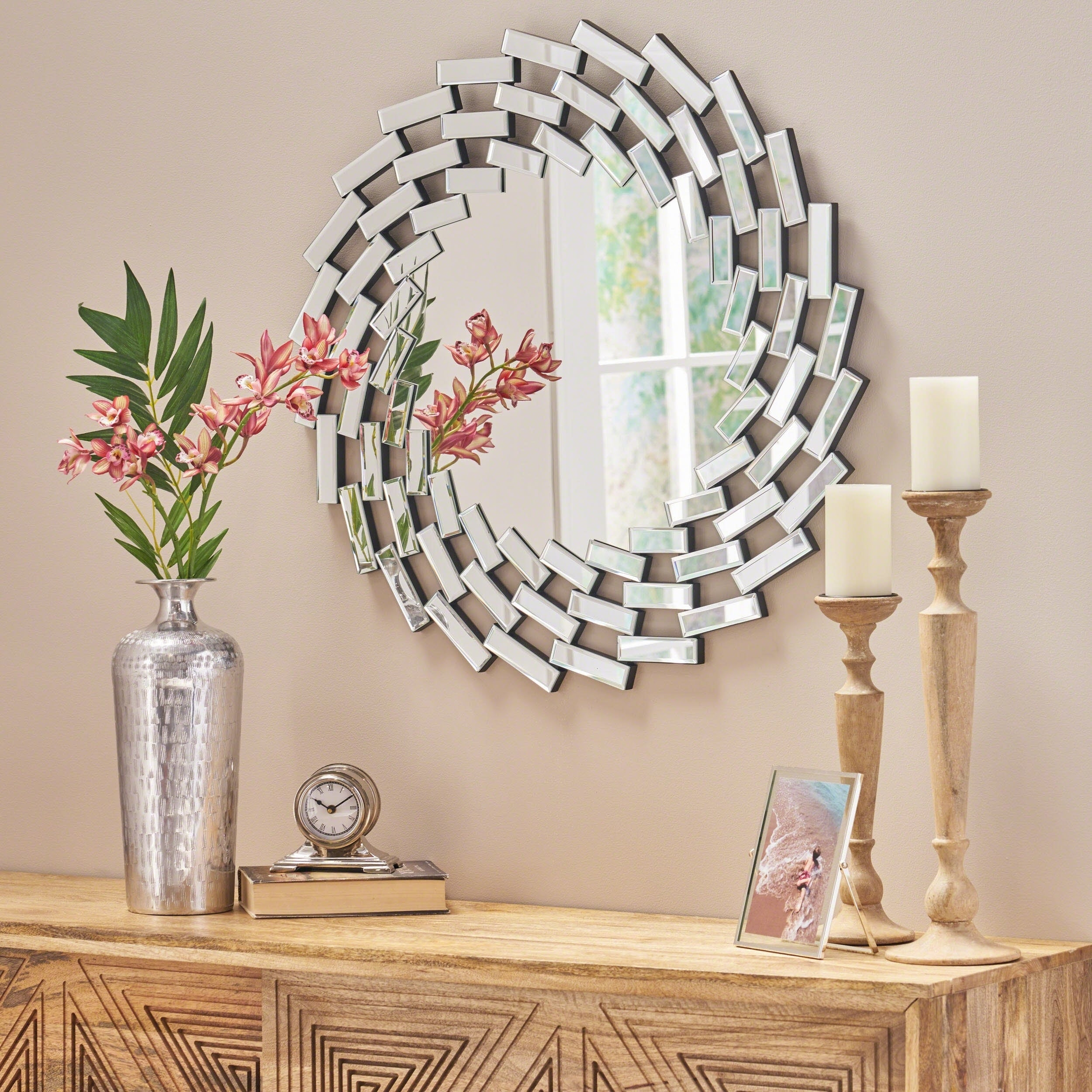 Accent Mirrors | Shop Online At Overstock Intended For Derick Accent Mirrors (View 24 of 30)