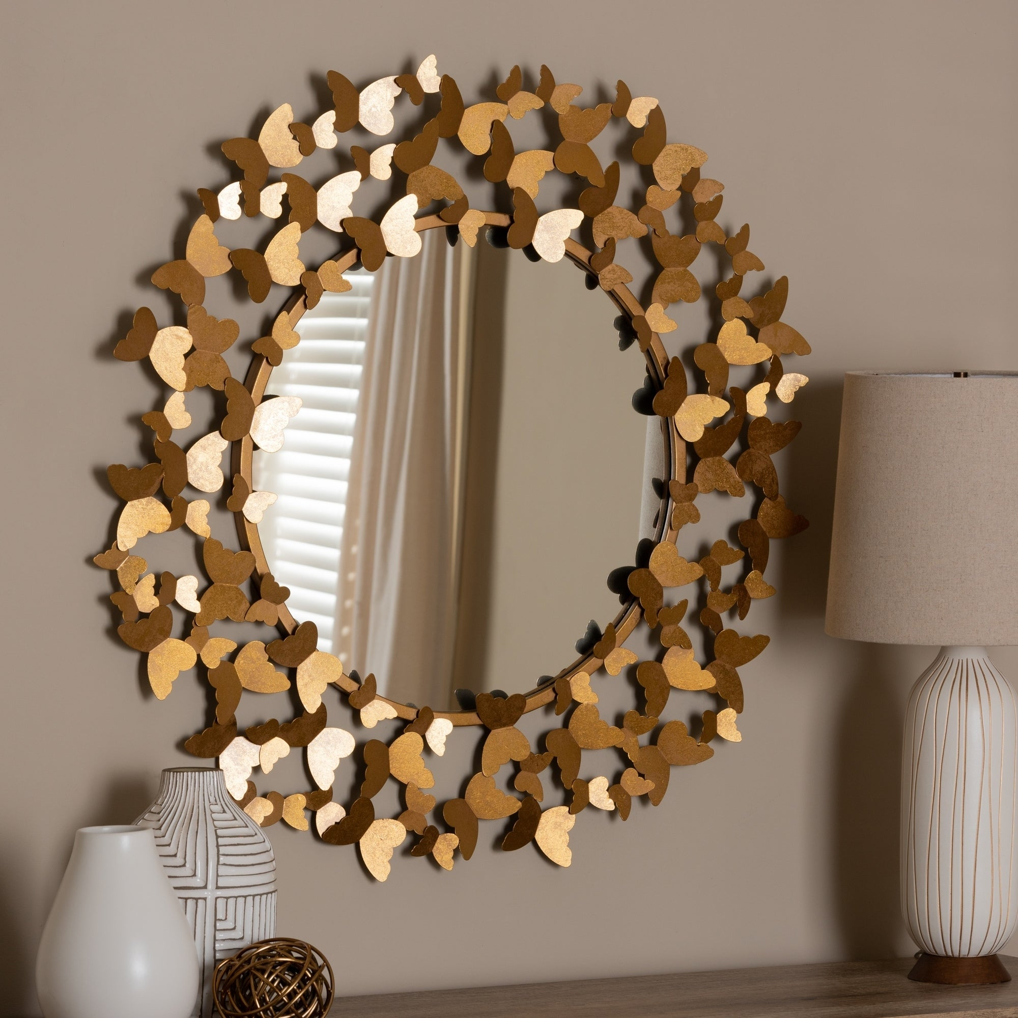Accent Mirrors | Shop Online At Overstock With Derick Accent Mirrors (View 22 of 30)