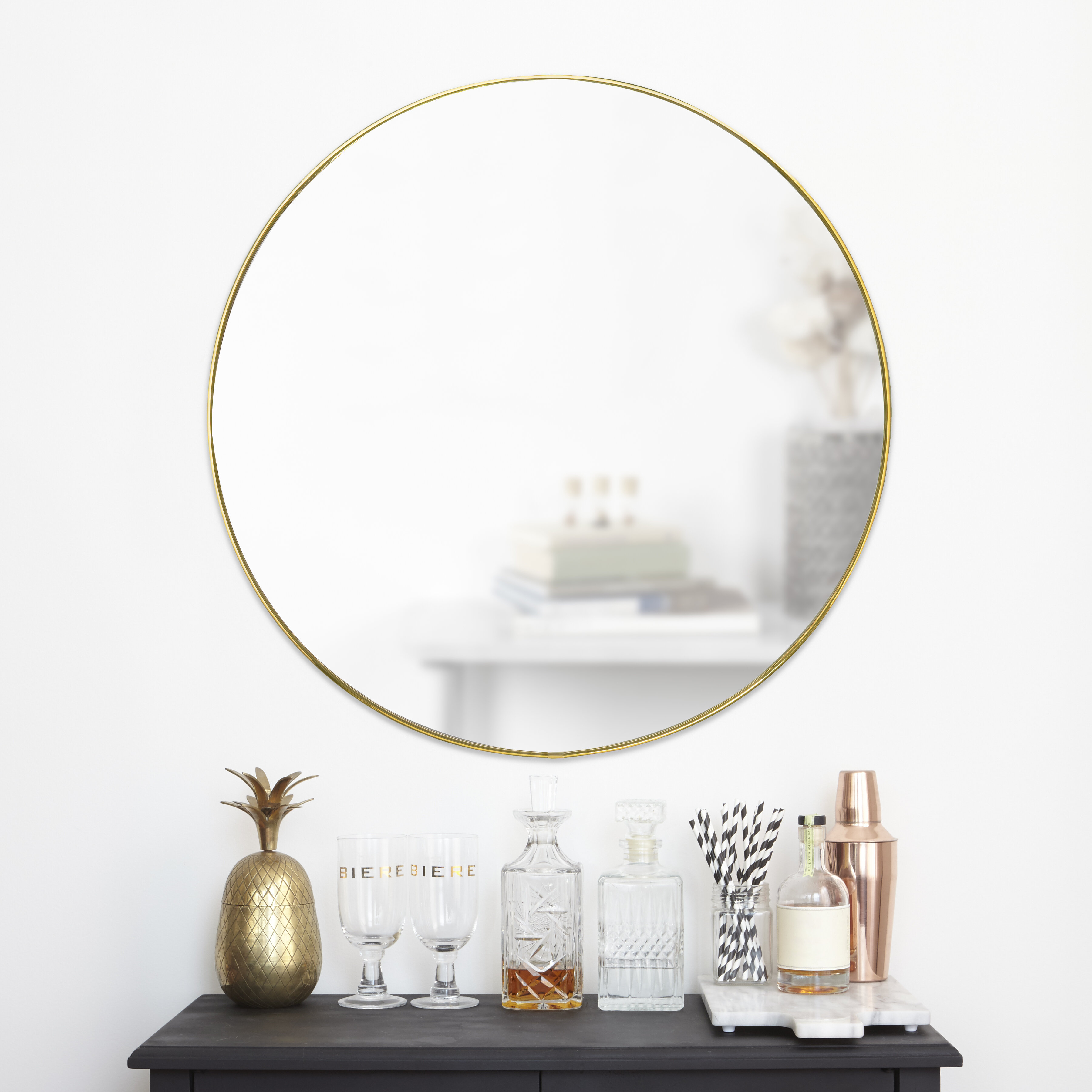 Accent Mirrors You'll Love In 2019 | Wayfair.ca for Peetz Modern Rustic Accent Mirrors (Image 1 of 30)