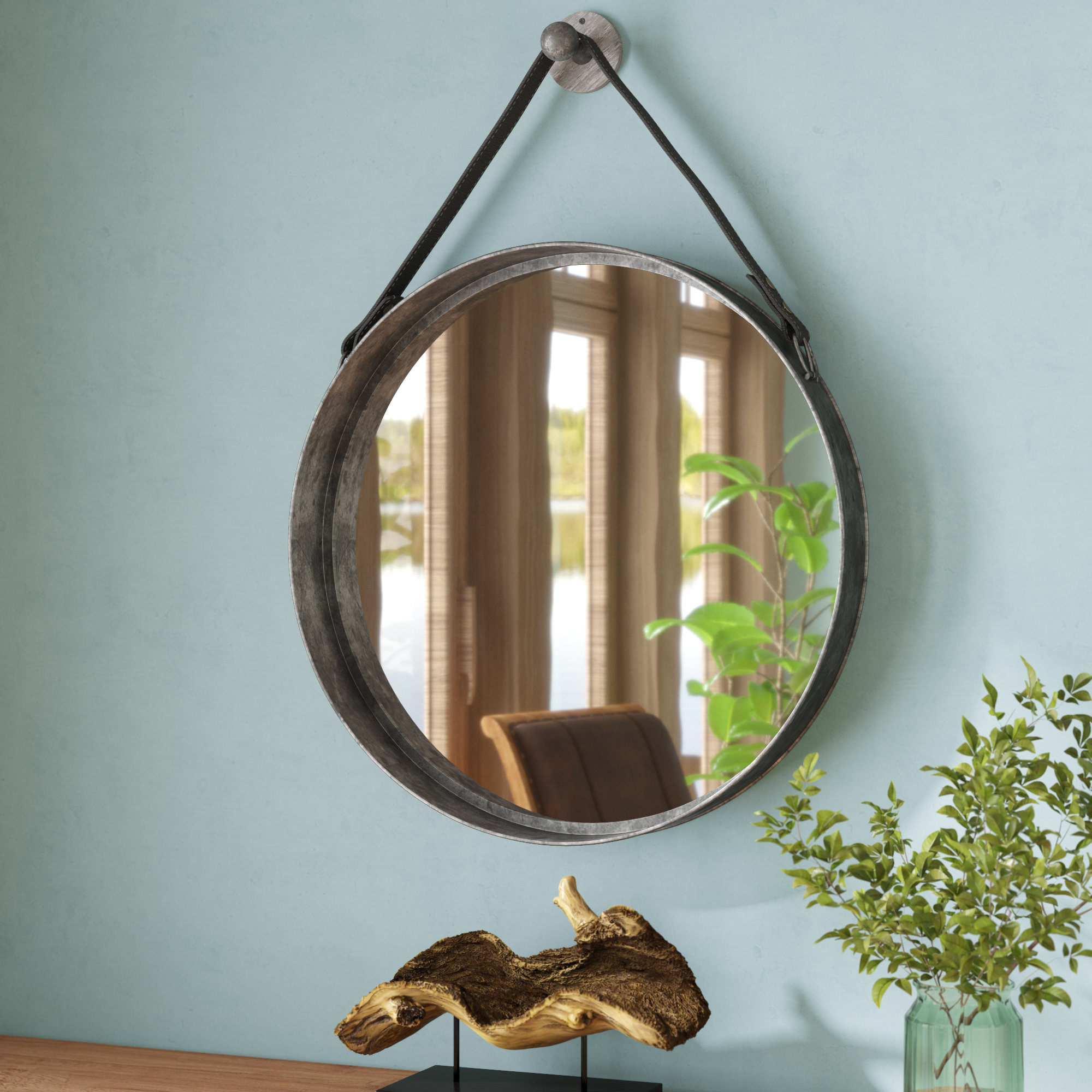 Accent Mirrors You'll Love In 2019 | Wayfair.ca with Rhein Accent Mirrors (Image 4 of 30)