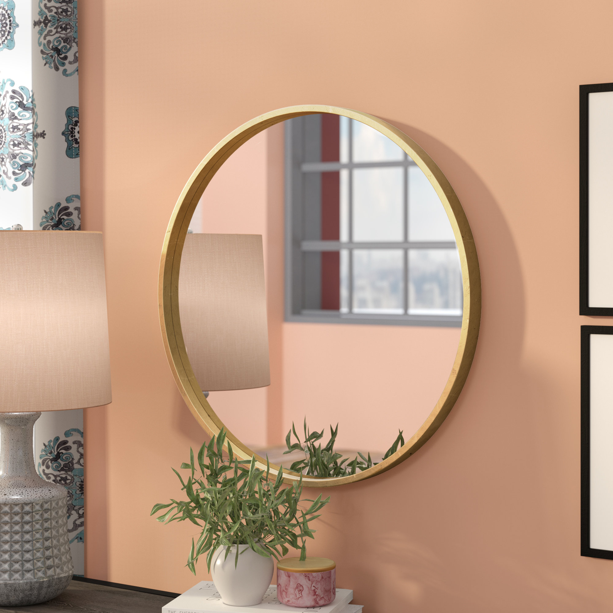 Accent Mirrors You'll Love In 2019 | Wayfair.ca within Rhein Accent Mirrors (Image 7 of 30)
