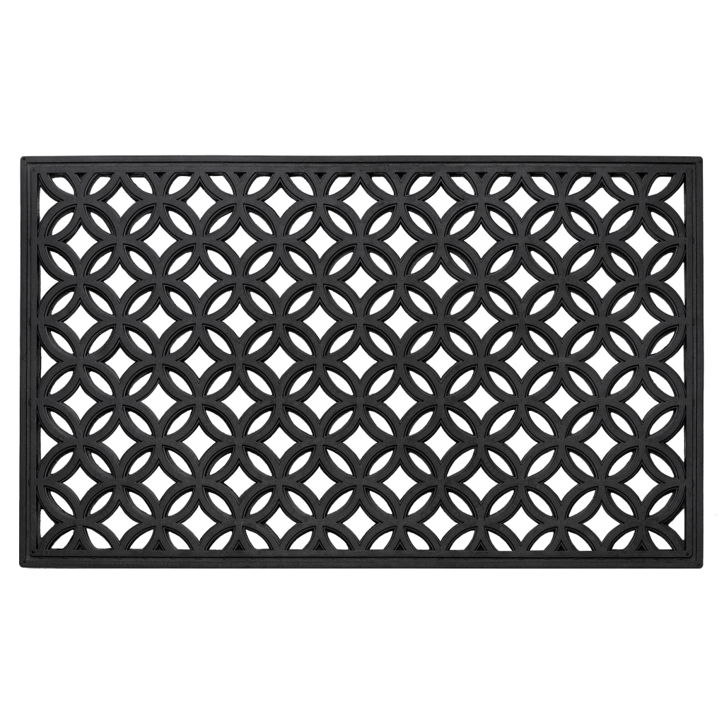 Accessories: Rubber Doormat Charming Door Entrance Wel E with regard to Metal Wall Decor by Winston Porter (Image 2 of 30)