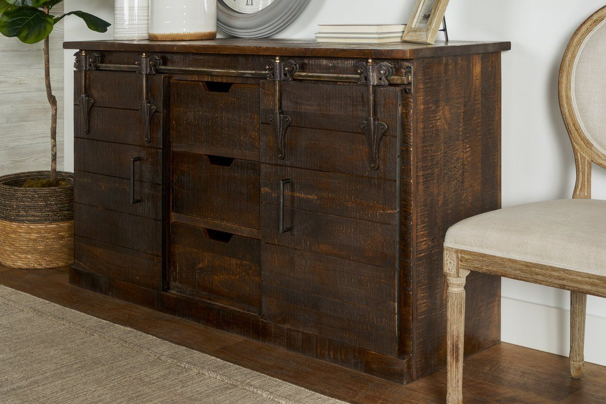 Adelina Sideboard | Coffee Bar Ideas | Sideboard, Cabinet inside Stennis Sideboards (Image 2 of 30)