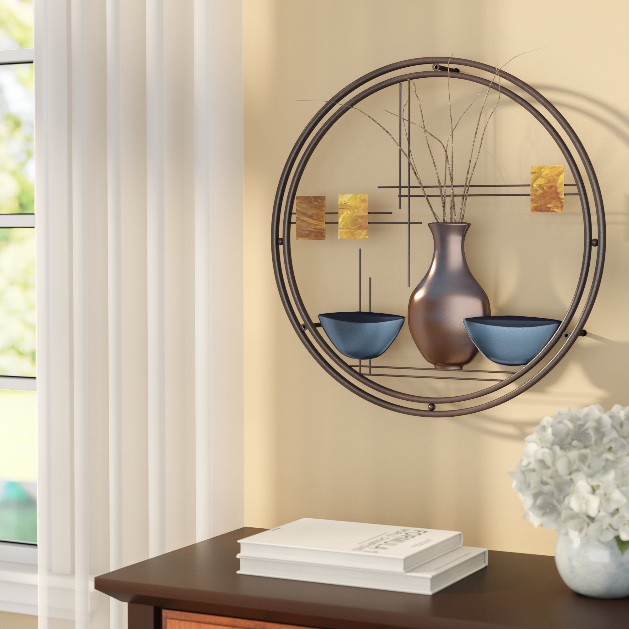 Featured Photo of Vase And Bowl Wall Decor By Alcott Hill
