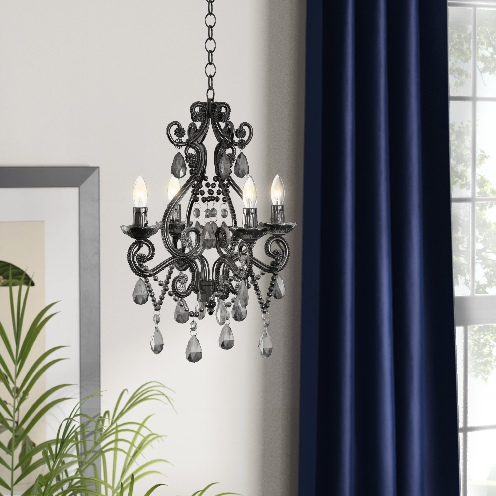 Featured Photo of Aldora 4 Light Candle Style Chandeliers