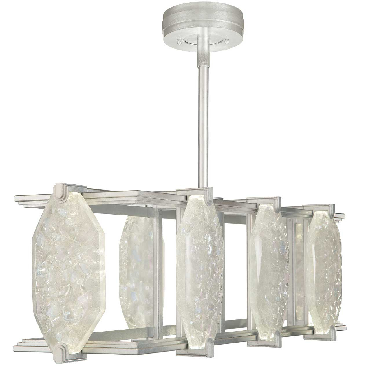 Allison Paladino Rectangular Pendantfine Art Lamps   897240 11st Throughout Paladino 6 Light Chandeliers (View 23 of 30)
