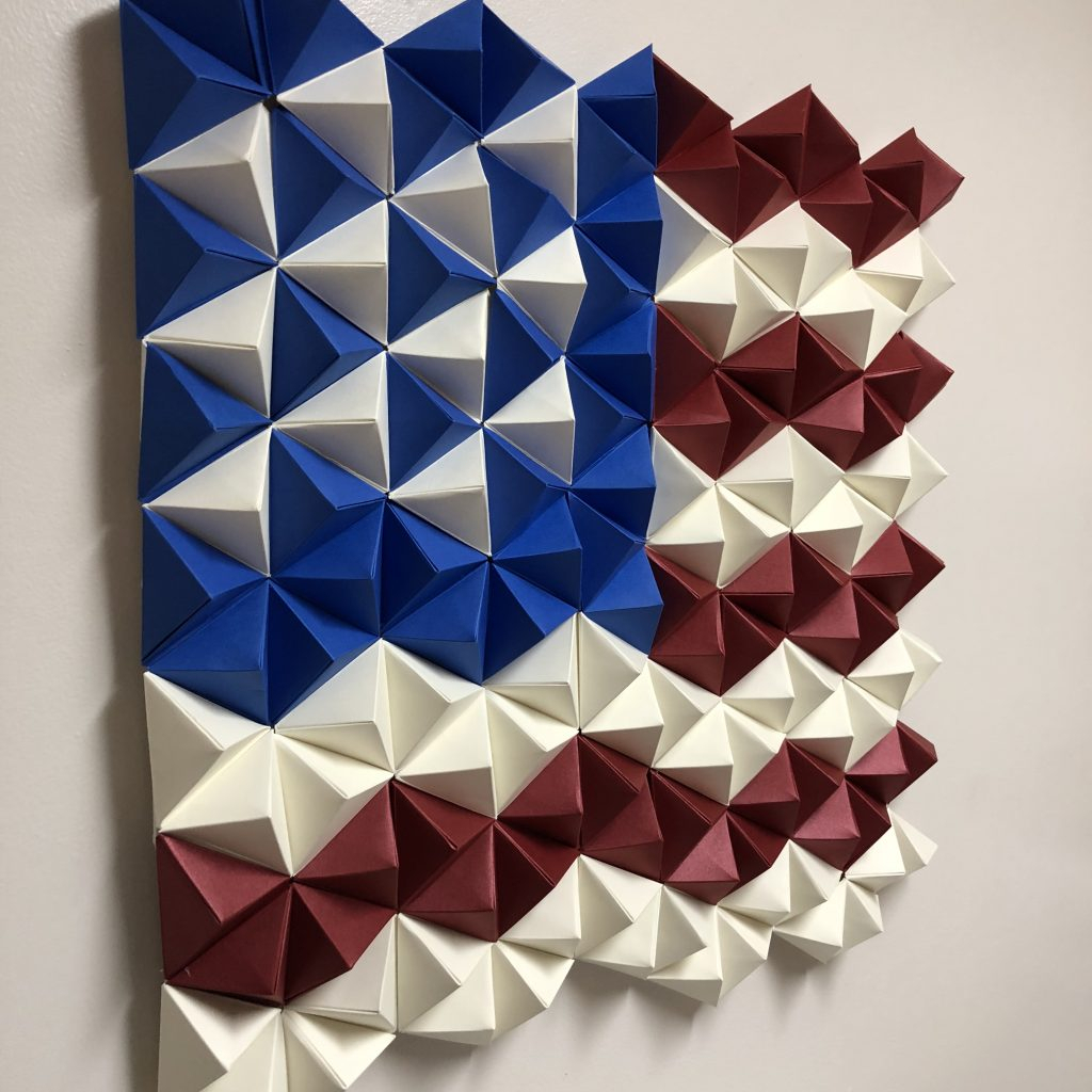 American Wall Art With Regard To American Flag 3D Wall Decor (Image 16 of 30)