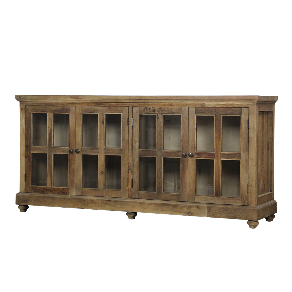 Ames Elm Cabinet Intended For Ames Sideboards (Image 1 of 30)