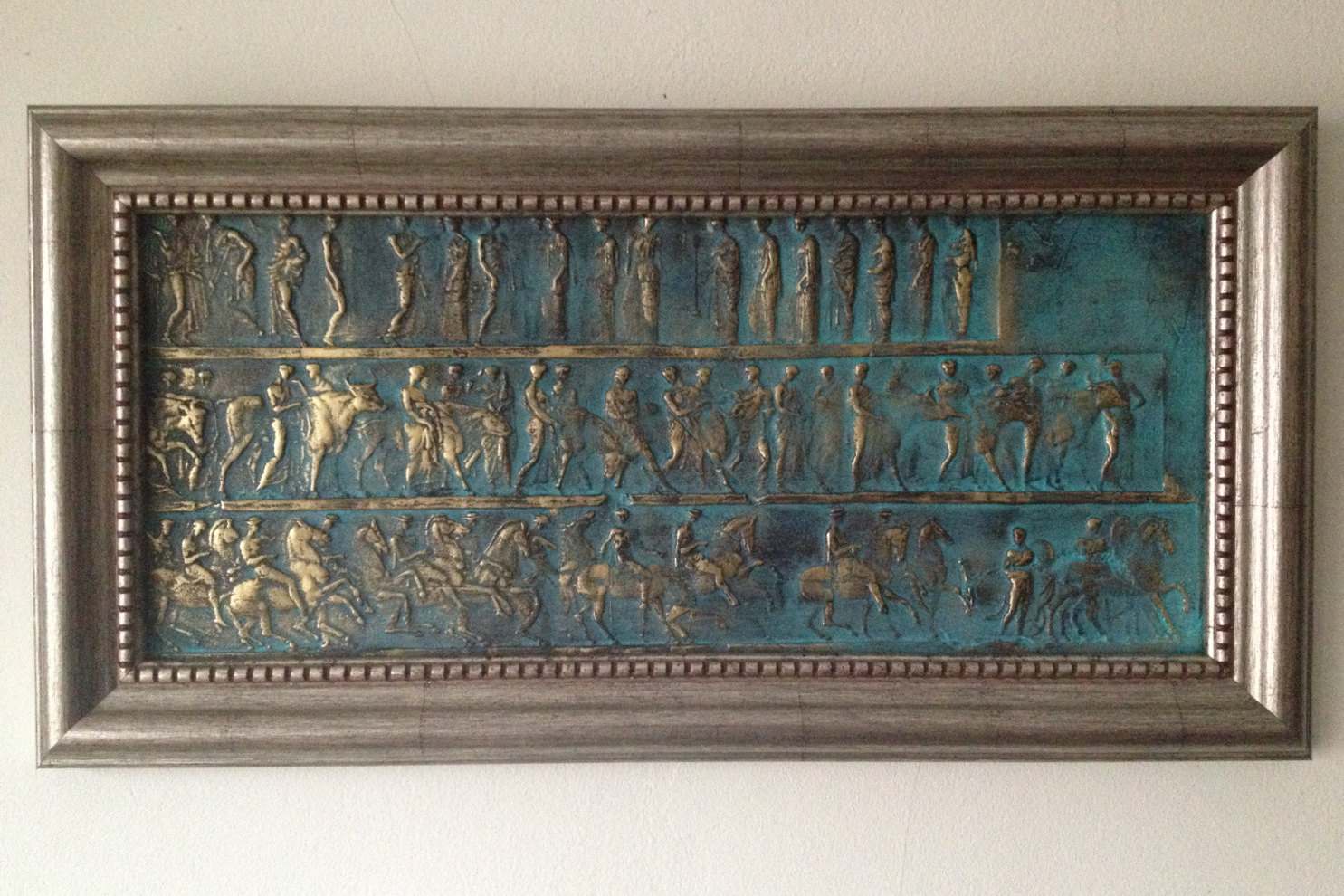 Ancient Wall Decor, Gift For Men, Ancient Wall Art, Sculpture Wall Decor, Universal Gift, Bronze Wall Decor, Sculpture, Wall Decor, Art Inside Metal Universal Wall Decor (View 9 of 30)