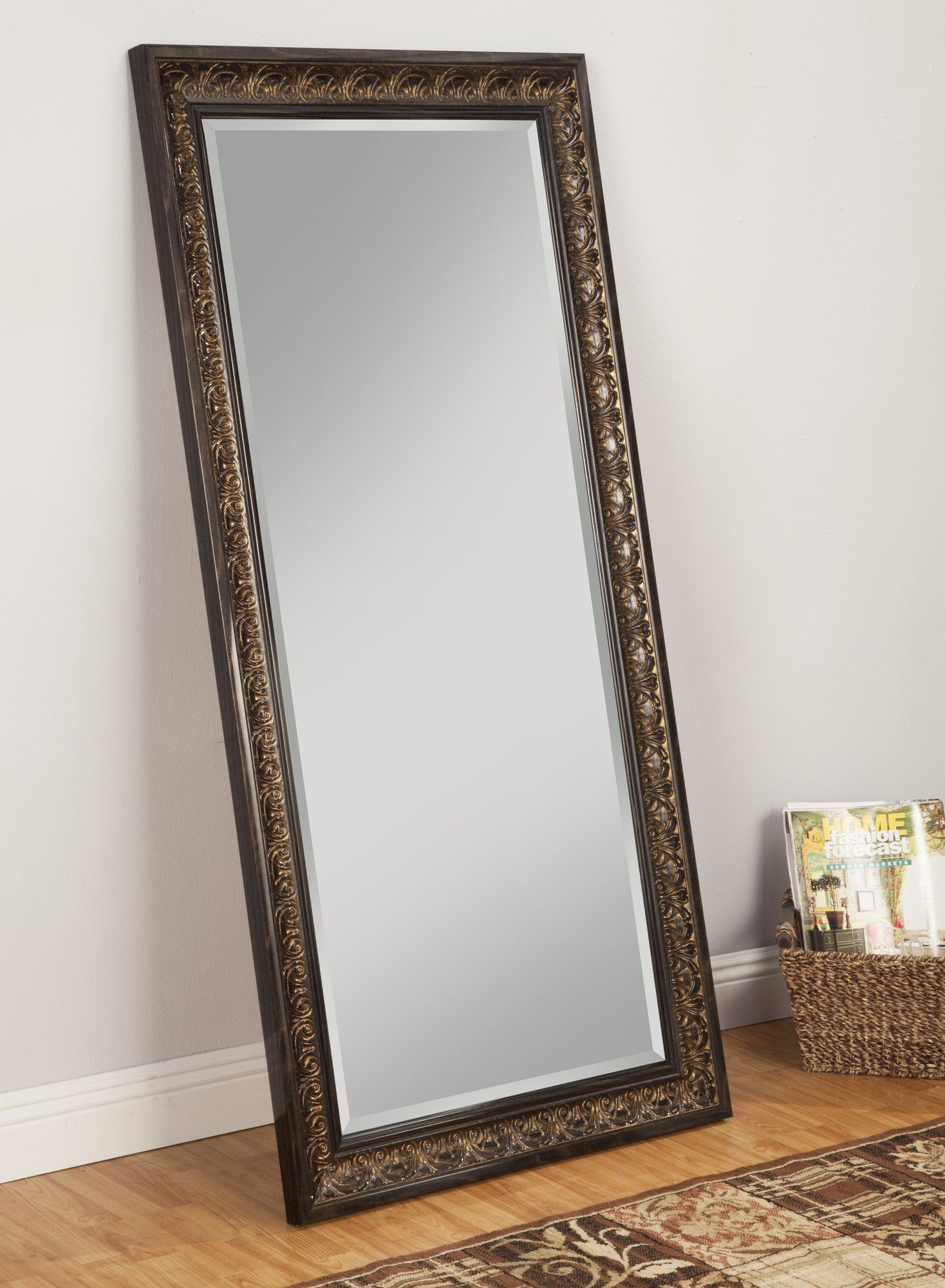 Andorra Full Length Mirror | Products | Mirror, Furniture intended for Boyers Wall Mirrors (Image 2 of 30)