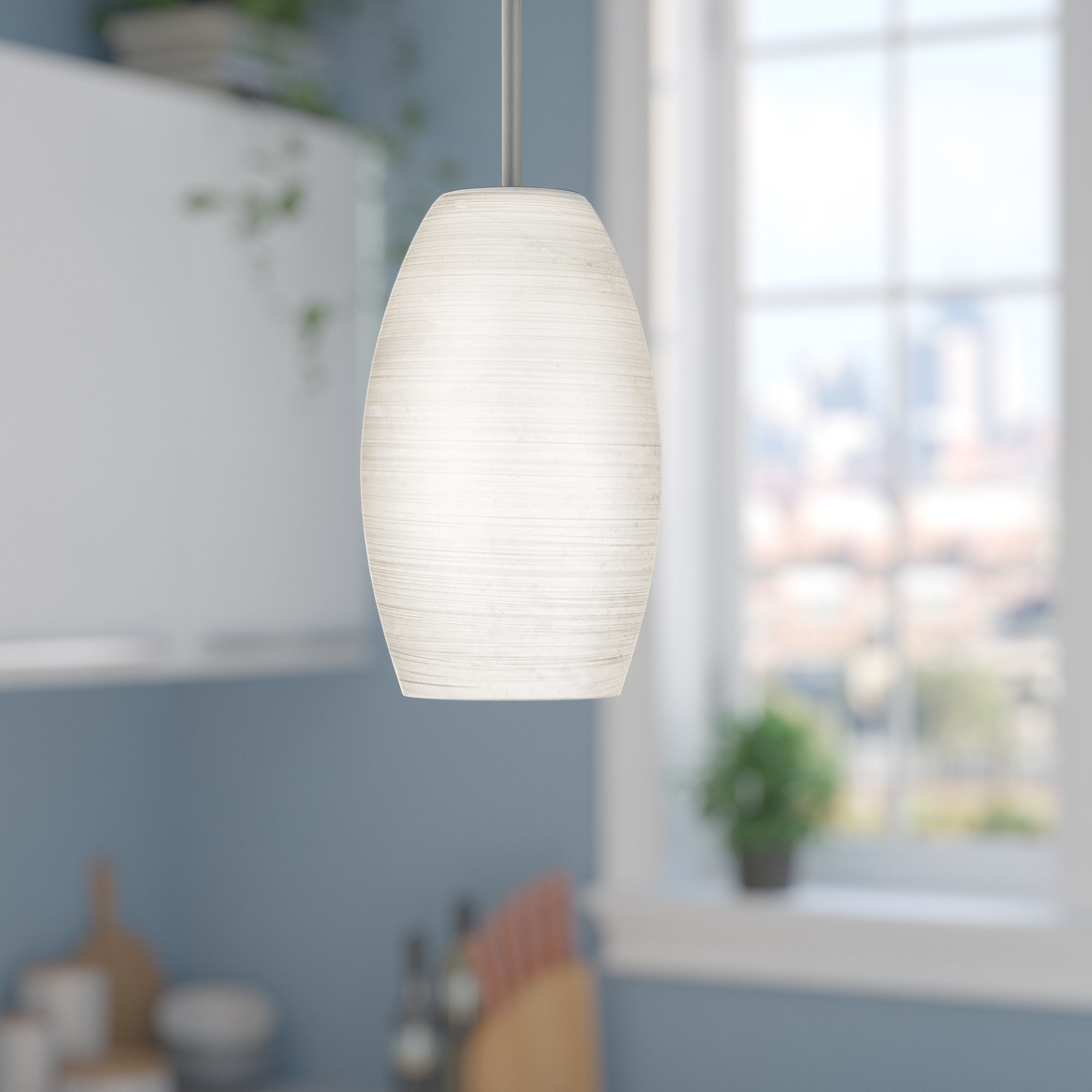 Anna 1 Light Single Cylinder Pendant With Guro 1 Light Cone Pendants (View 5 of 30)