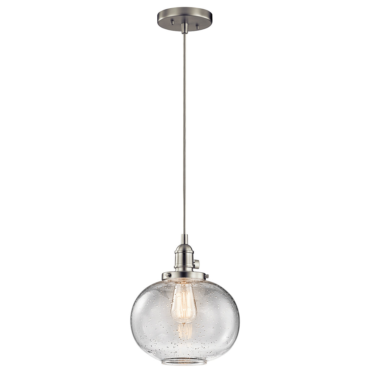 Antioch 1 Light Single Globe Pendant Throughout Betsy 1 Light Single Globe Pendants (View 20 of 30)