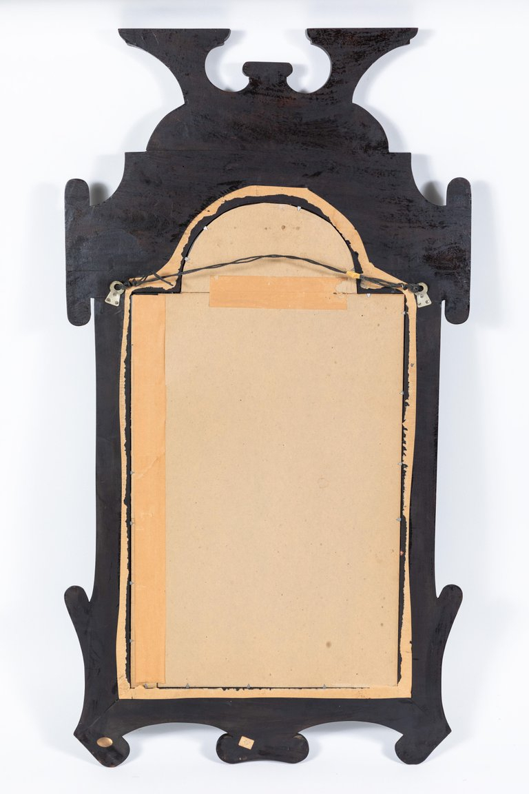 Antique Carved Wood Mirror — Maude Woods Intended For Maude Accent Mirrors (View 15 of 30)
