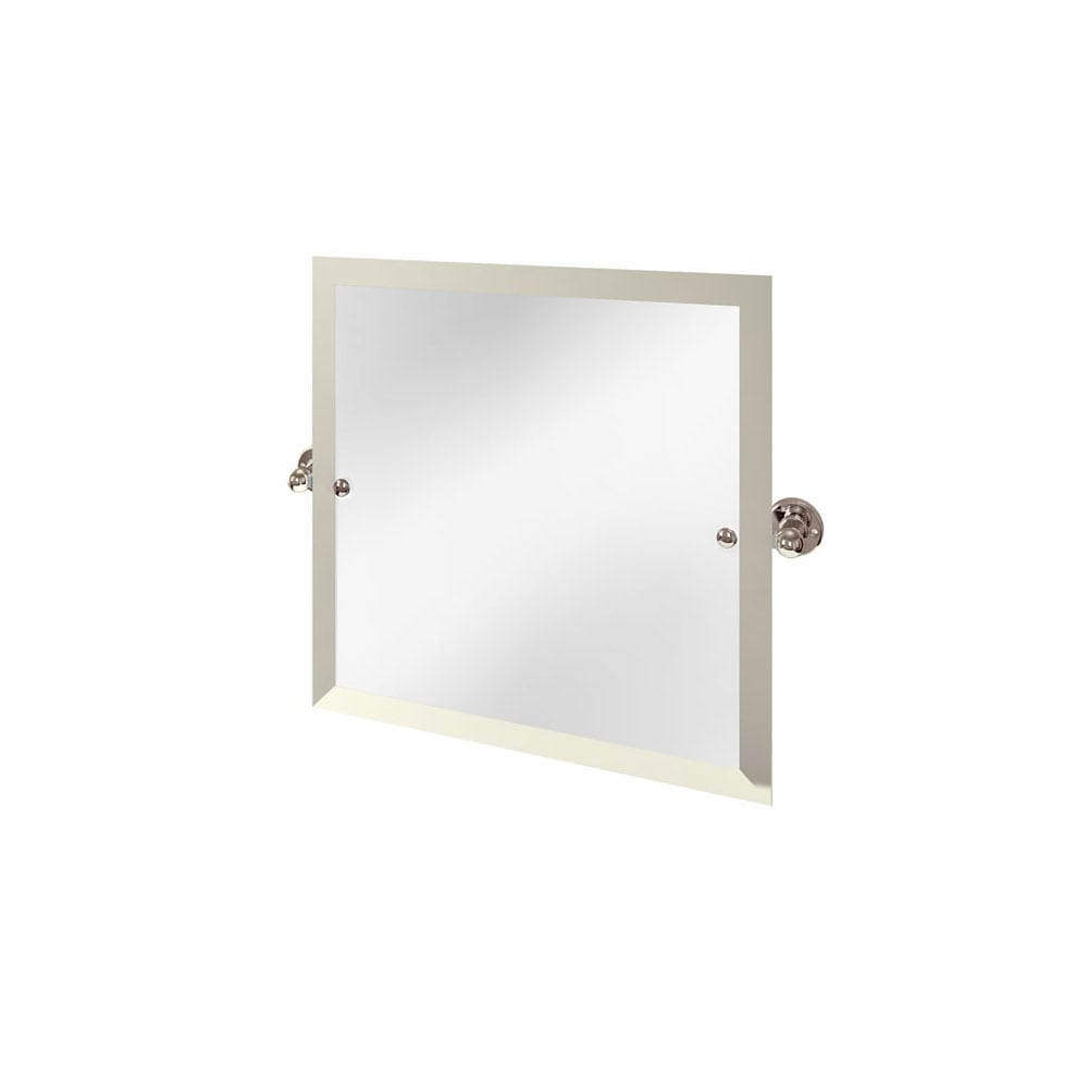 Arcade Square Swivel Mirror Plated With Brass Wall Mounts With Regard To Traditional Square Glass Wall Mirrors (View 23 of 30)