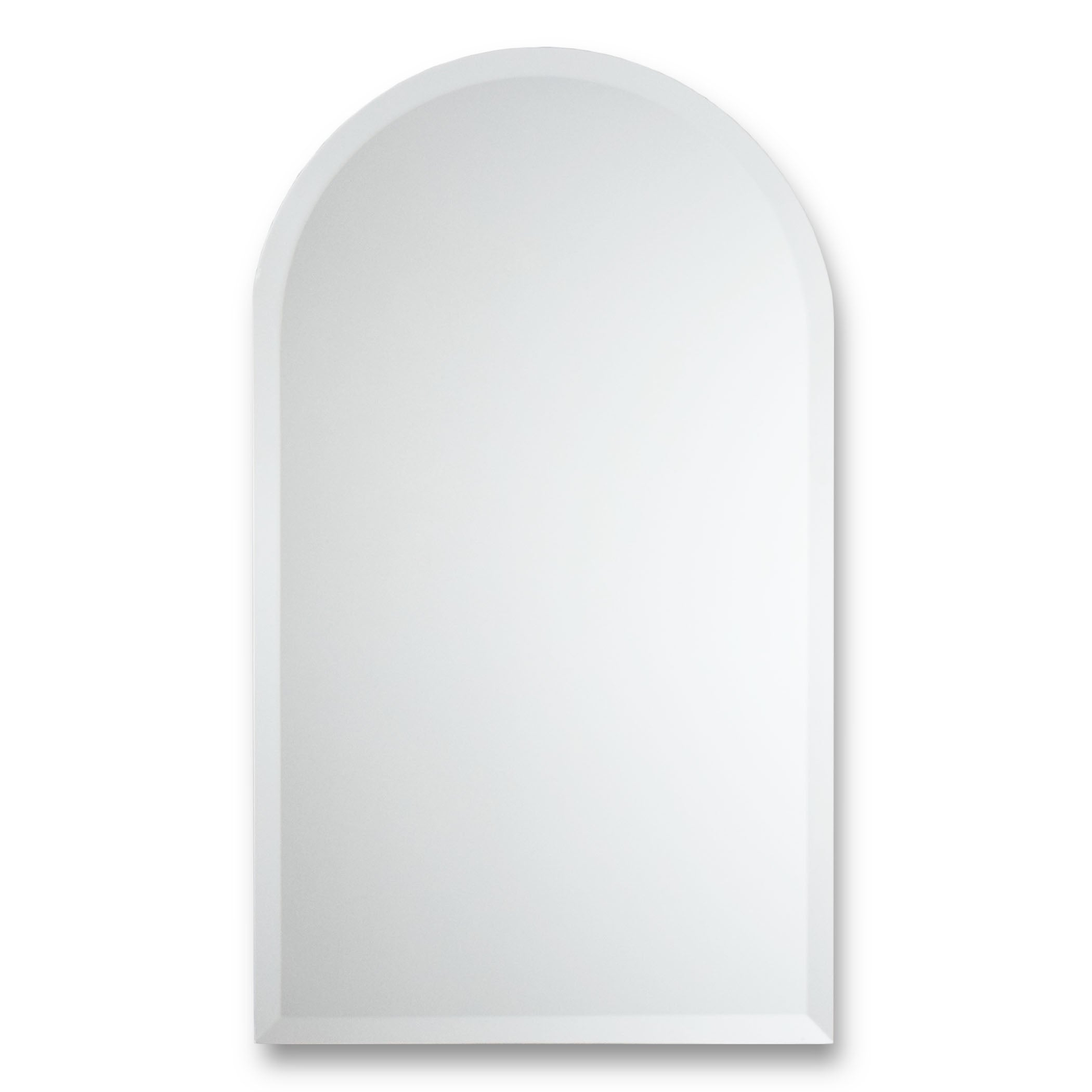 Arch Crowned Top, Wall Mirror | Shop Online At Overstock Inside Ekaterina Arch/crowned Top Wall Mirrors (View 12 of 30)
