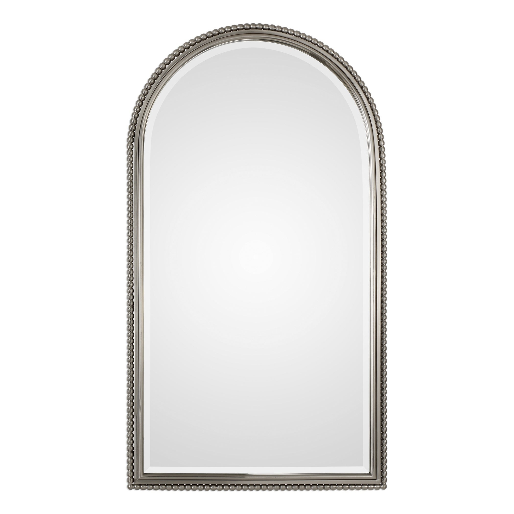 Arch Crowned Top, Wall Mirror | Shop Online At Overstock Pertaining To Ekaterina Arch/crowned Top Wall Mirrors (View 6 of 30)