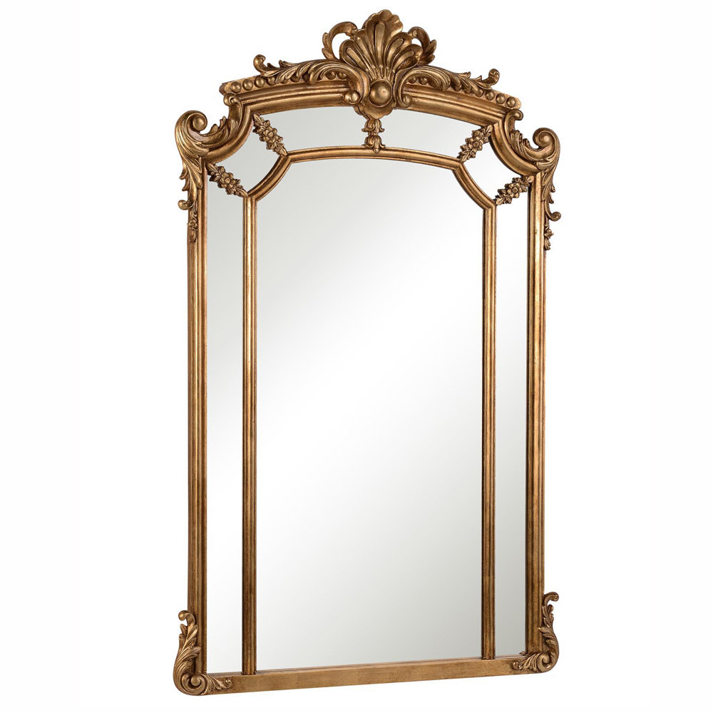 Arched Cathedral Mirror | Wayfair With Ekaterina Arch/crowned Top Wall Mirrors (View 23 of 30)