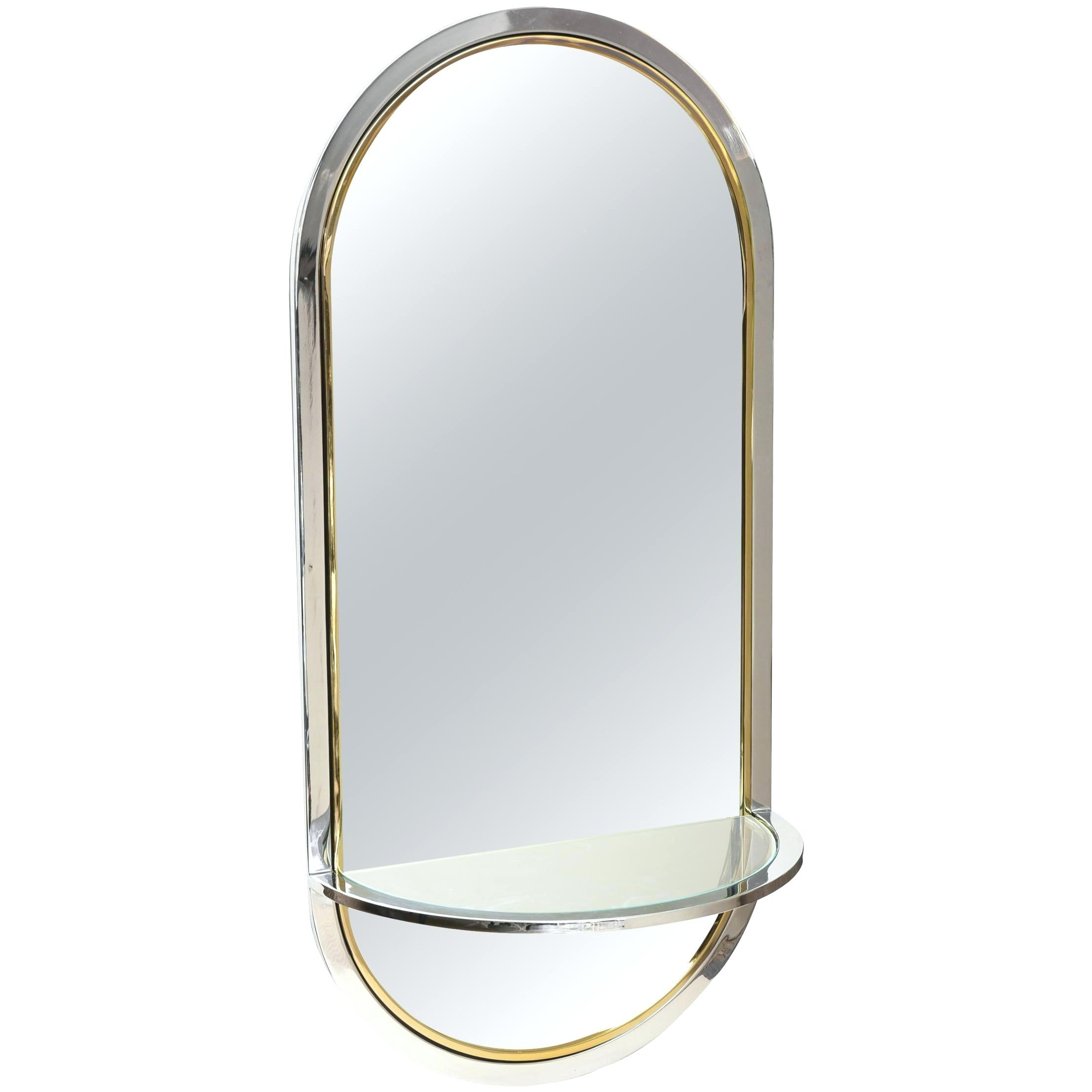 Arched Wall Mirror – Blackrifle (View 9 of 30)