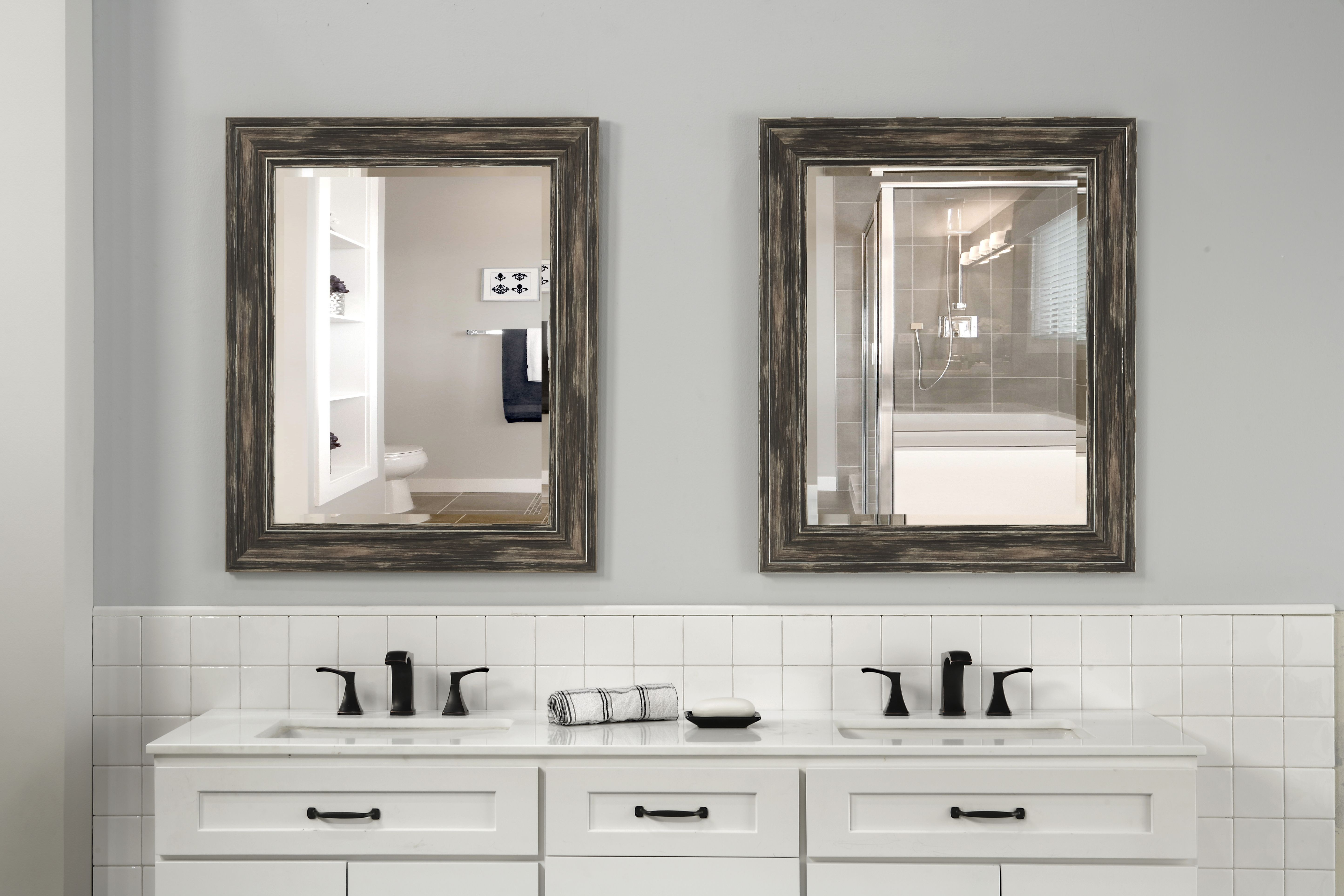 Athena Aspire Home Accents Farmhouse Arch Wall Mirror In pertaining to Bartolo Accent Mirrors (Image 7 of 30)