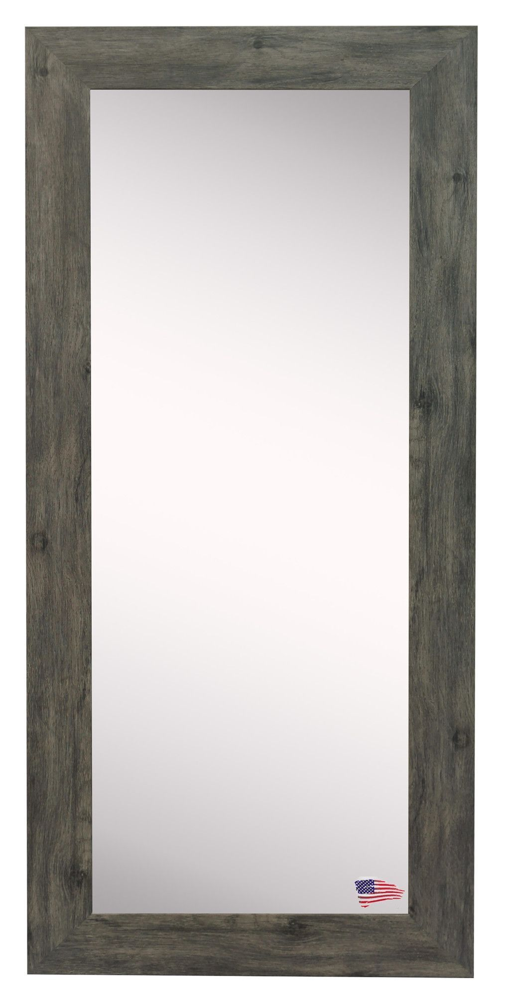 Barnwood Wall Mirror | Vision Board Ideas | Body Mirror With Dalessio Wide Tall Full Length Mirrors (View 6 of 30)