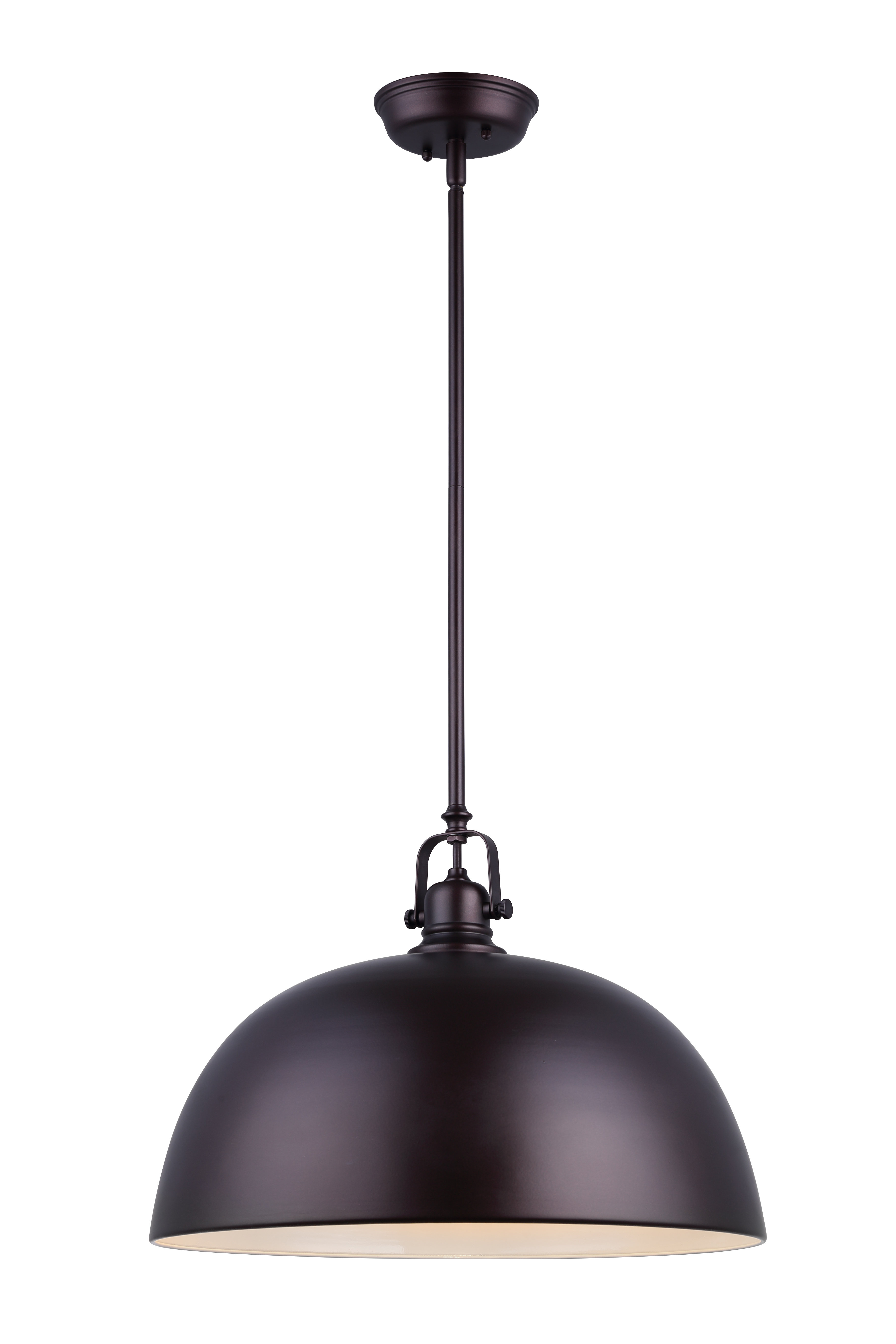 Beachcrest Home Southlake 1 Light Single Dome Pendant With Abernathy 1 Light Dome Pendants (Image 5 of 30)
