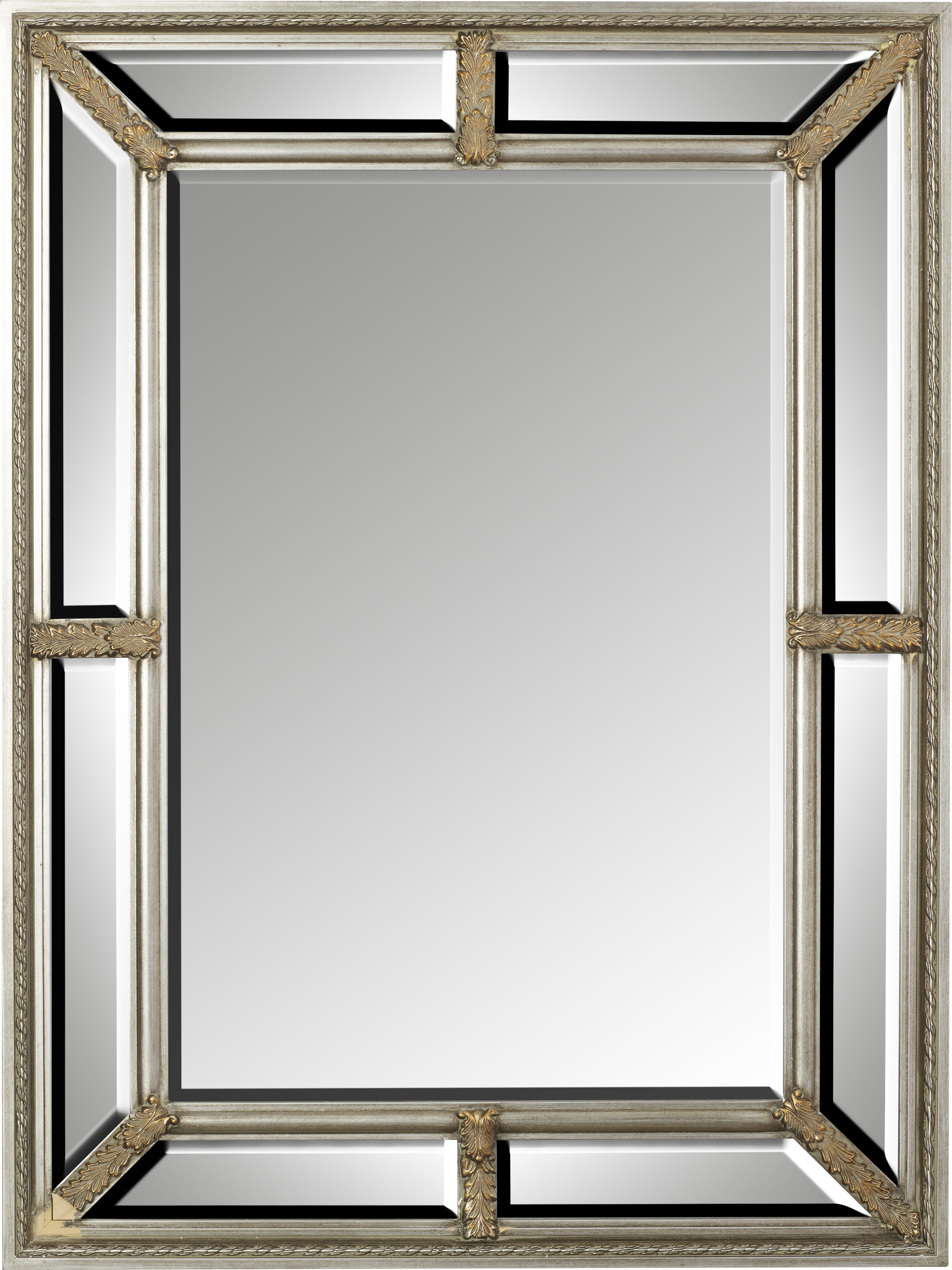 Beaston Accent Mirror | Joss & Main regarding Boyers Wall Mirrors (Image 4 of 30)