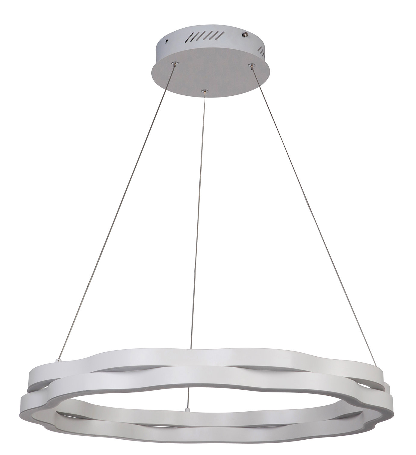 Belgica 1 Light Led Geometric Pendant With Regard To Callington 1 Light Led Single Geometric Pendants (View 4 of 30)