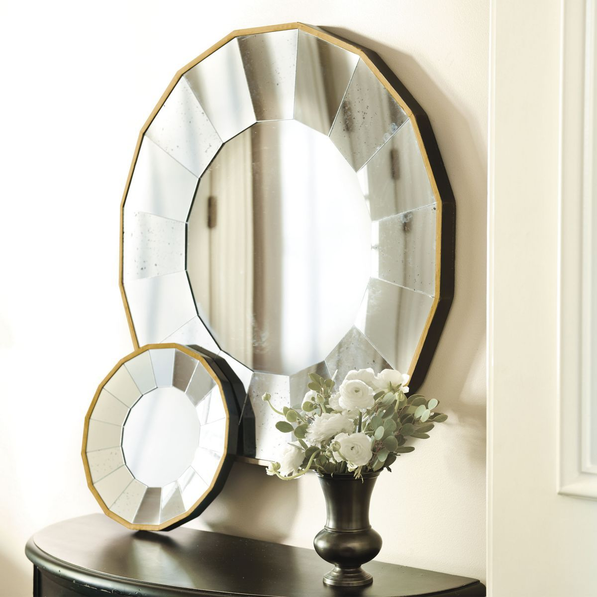 Bellesol Mirror | Cohen – Masterbdrm | Mirror, Home Decor Pertaining To Lidya Frameless Beveled Wall Mirrors (View 13 of 30)