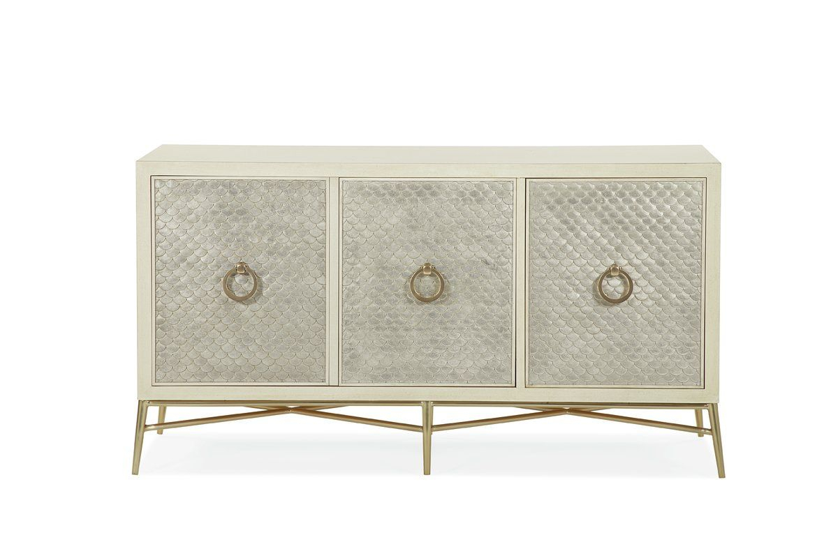 Bernhardt Salon Sideboard & Reviews | Perigold | Our Home inside Rosson Sideboards (Image 6 of 30)