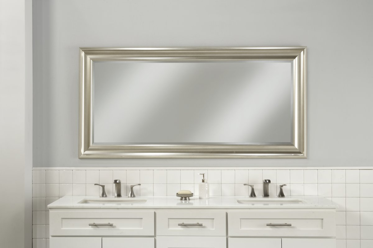 Best Bathroom Mirrors: Top 12 Vanity Mirrors Review On The Intended For Northcutt Accent Mirrors (View 14 of 30)