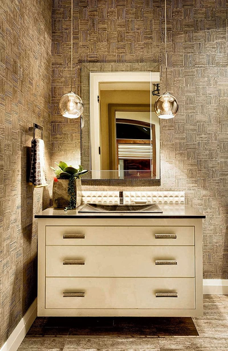 "Best Of"" List Of Vanity Mirror Ideas To Get Inspired! Throughout Sajish Oval Crystal Wall Mirrors (View 25 of 30)"