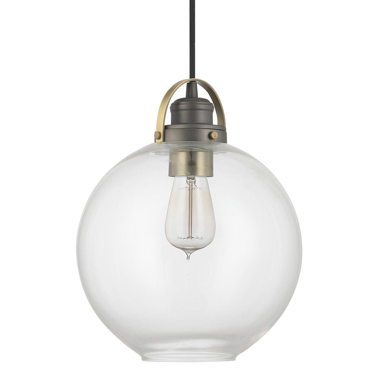 Betsy 1 Light Single Globe Pendant Intended For Prange 1 Light Single Globe Pendants (View 10 of 30)