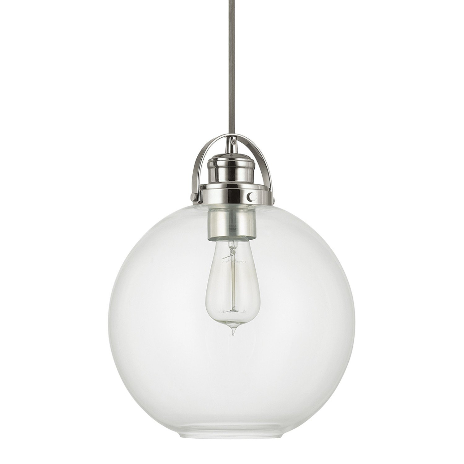 Betsy 1 Light Single Globe Pendant & Reviews | Joss & Main In Betsy 1 Light Single Globe Pendants (View 2 of 30)