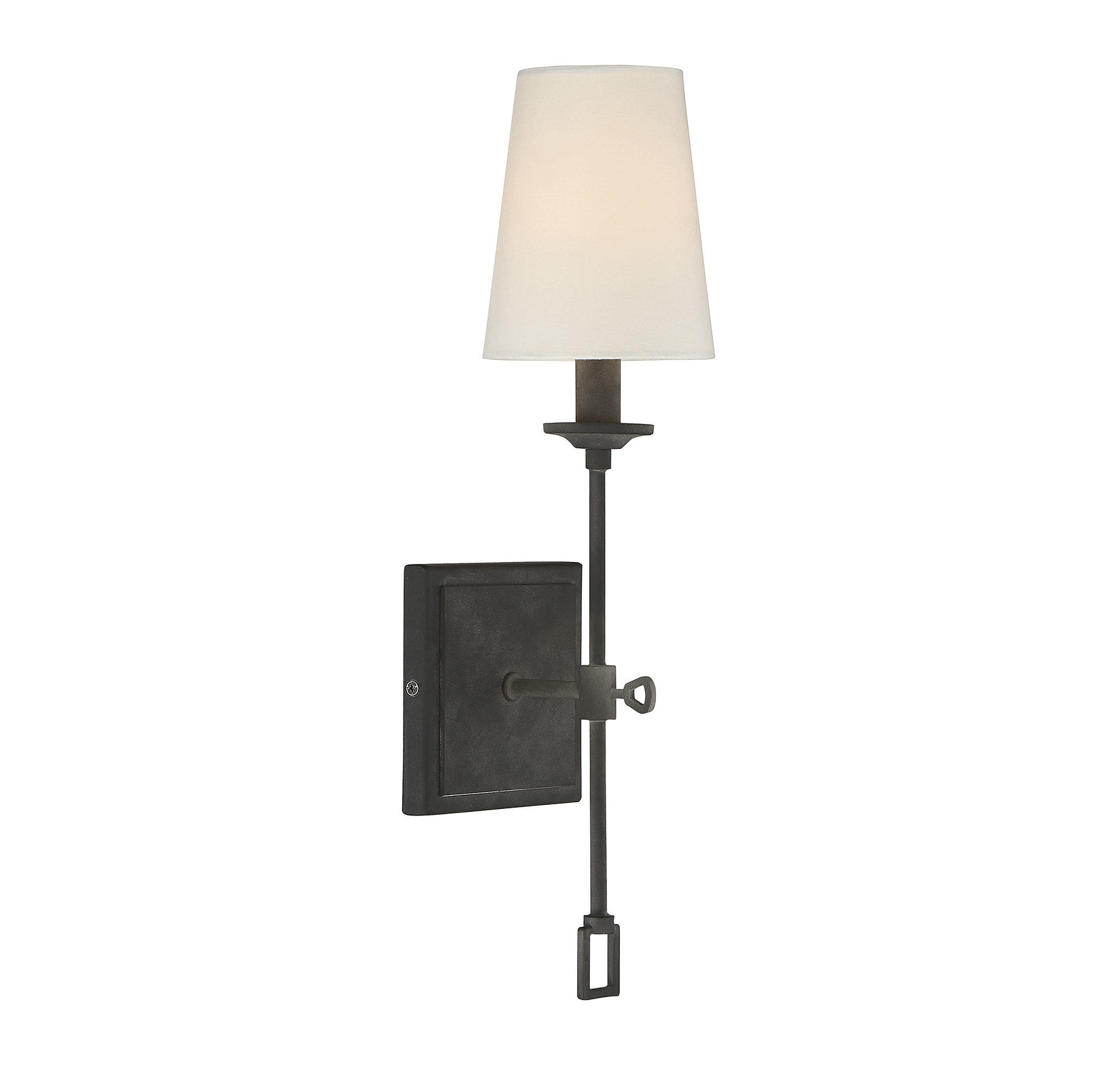 Bette 1 Light Wallchiere With Angelina 1 Light Single Cylinder Pendants (Image 8 of 30)
