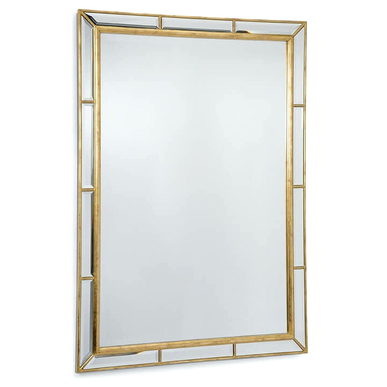 Beveled Mirror Within Lake Park Beveled Beaded Accent Wall Mirrors (View 8 of 30)
