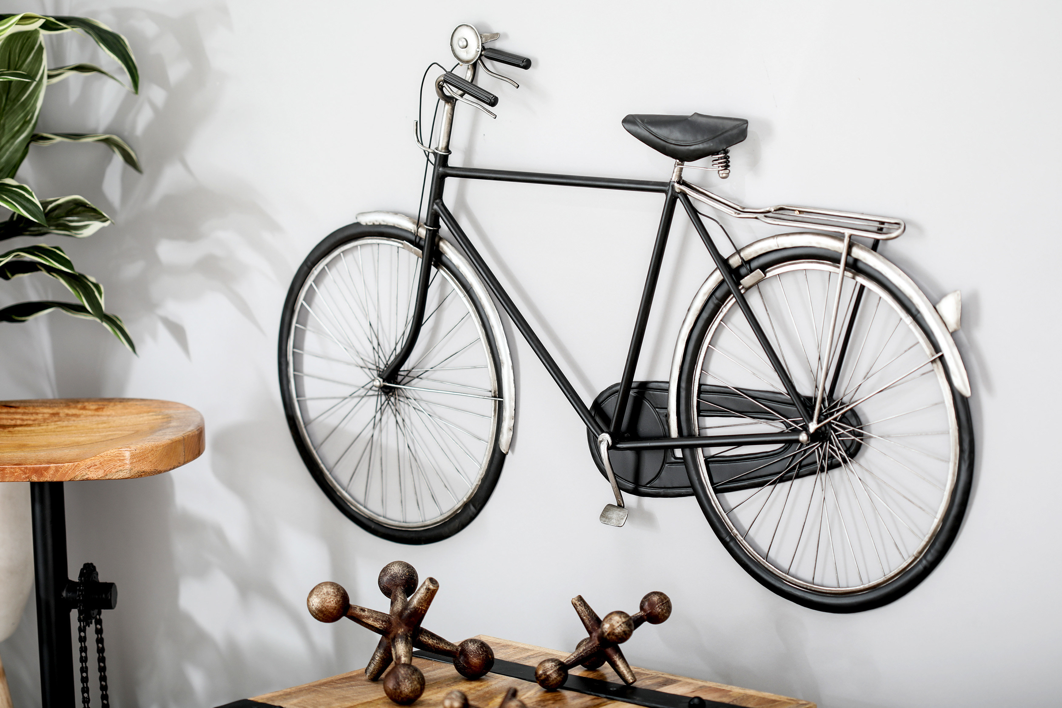 Bicycle Wall Décor With Regard To Bike Wall Decor By August Grove (View 3 of 30)