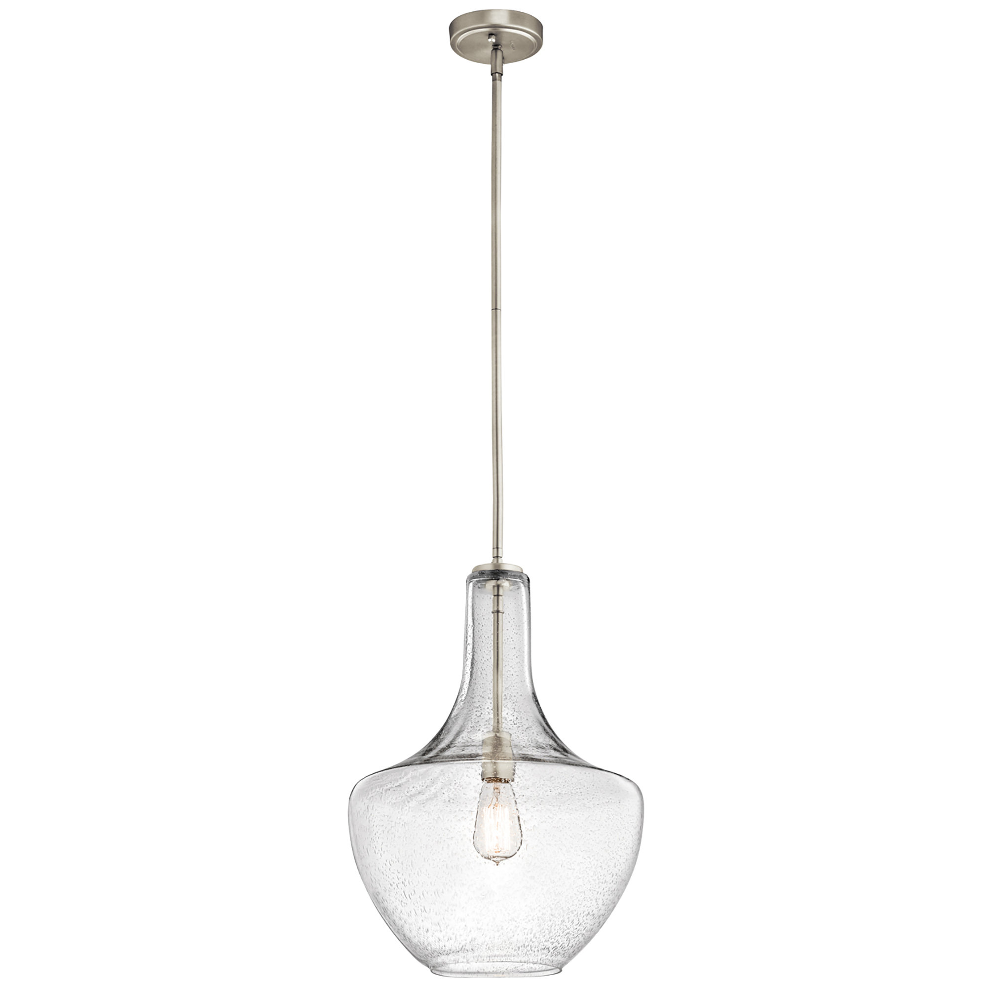 Birch Lane™ Heritage Goffredo 1 Light Single Teardrop Pendant Intended For Neal 1 Light Single Teardrop Pendants (View 22 of 30)
