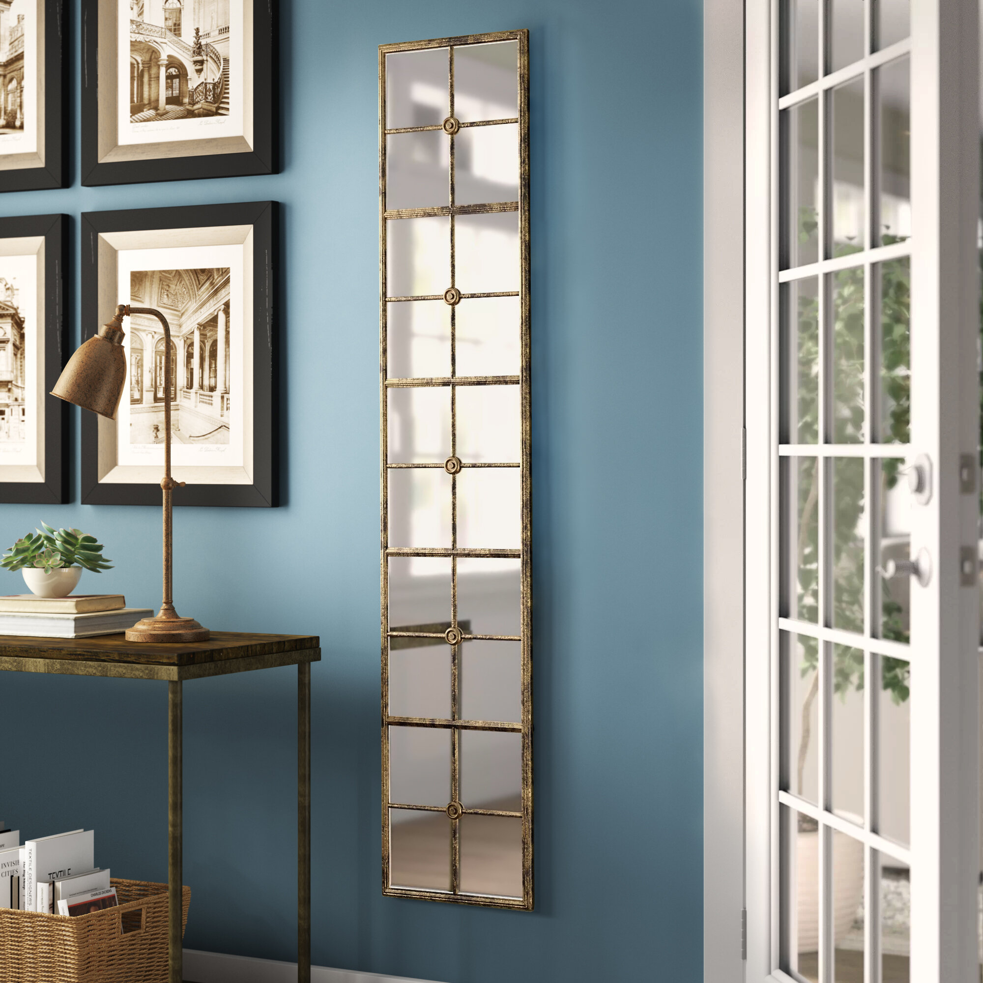 Birch Lane™ Heritage Rhonda Modern & Contemporary Full Length Mirror throughout Jameson Modern & Contemporary Full Length Mirrors (Image 1 of 30)
