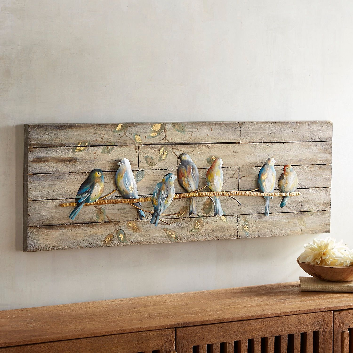 Birds On A Branch Wall Decor In 2019 | Arts And Crafts | Diy For Birds On A Branch Wall Decor (View 22 of 30)