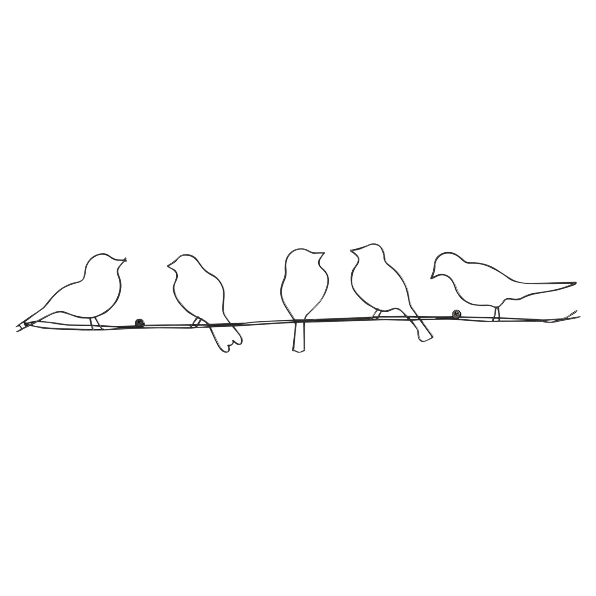Birds On A Wire Decor – Home Decorating Ideas Regarding Rioux Birds On A Wire Wall Decor (View 3 of 30)