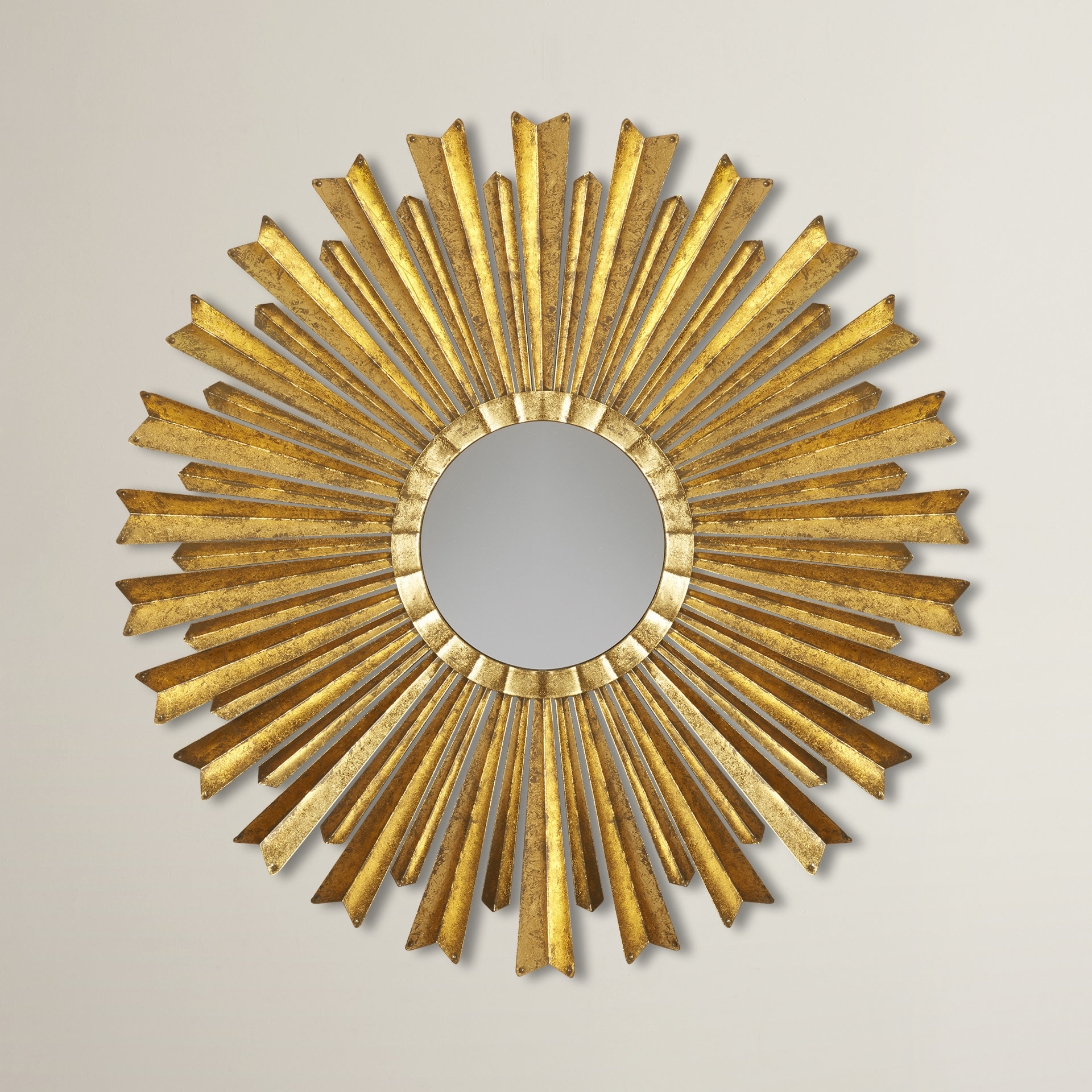 Birksgate Sunburst Accent Mirror Inside Jarrod Sunburst Accent Mirrors (View 4 of 30)
